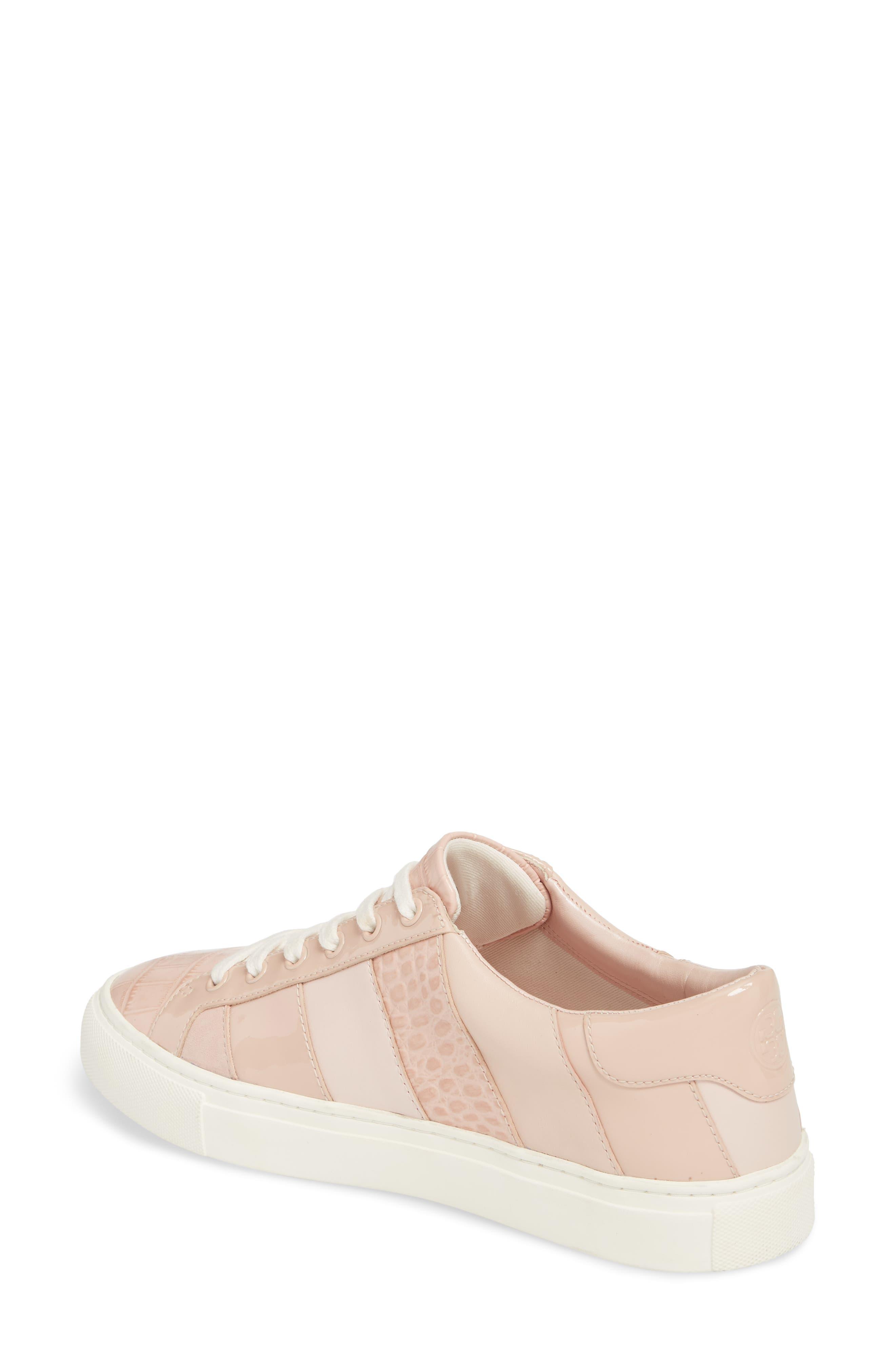 Ames Sneaker,                             Alternate thumbnail 2, color,                             Sea Shell Pink/ Sea Shell Pink