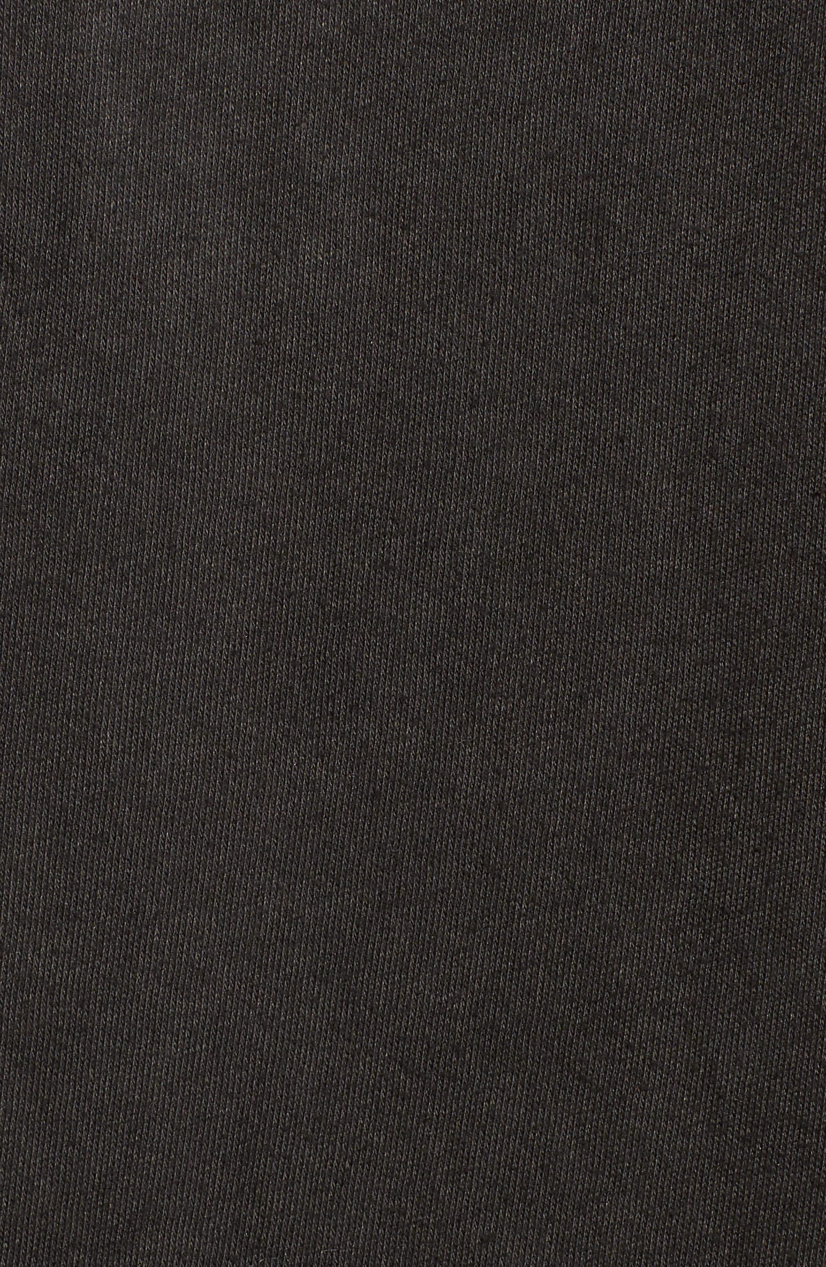 Los Angeles Graphic Muscle Tee,                             Alternate thumbnail 5, color,                             Vintage Black