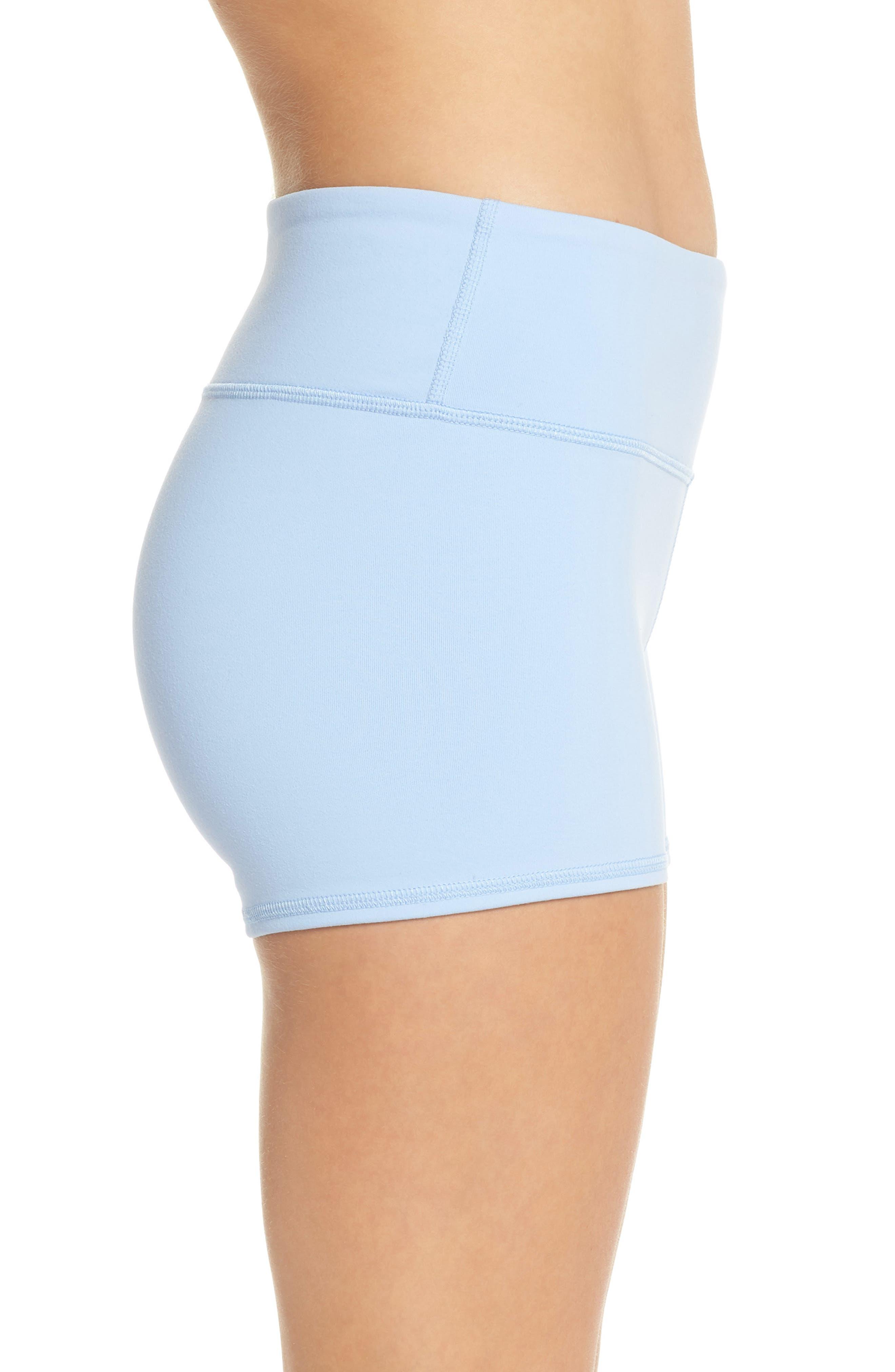 Airbrush Shorts,                             Alternate thumbnail 3, color,                             Blue
