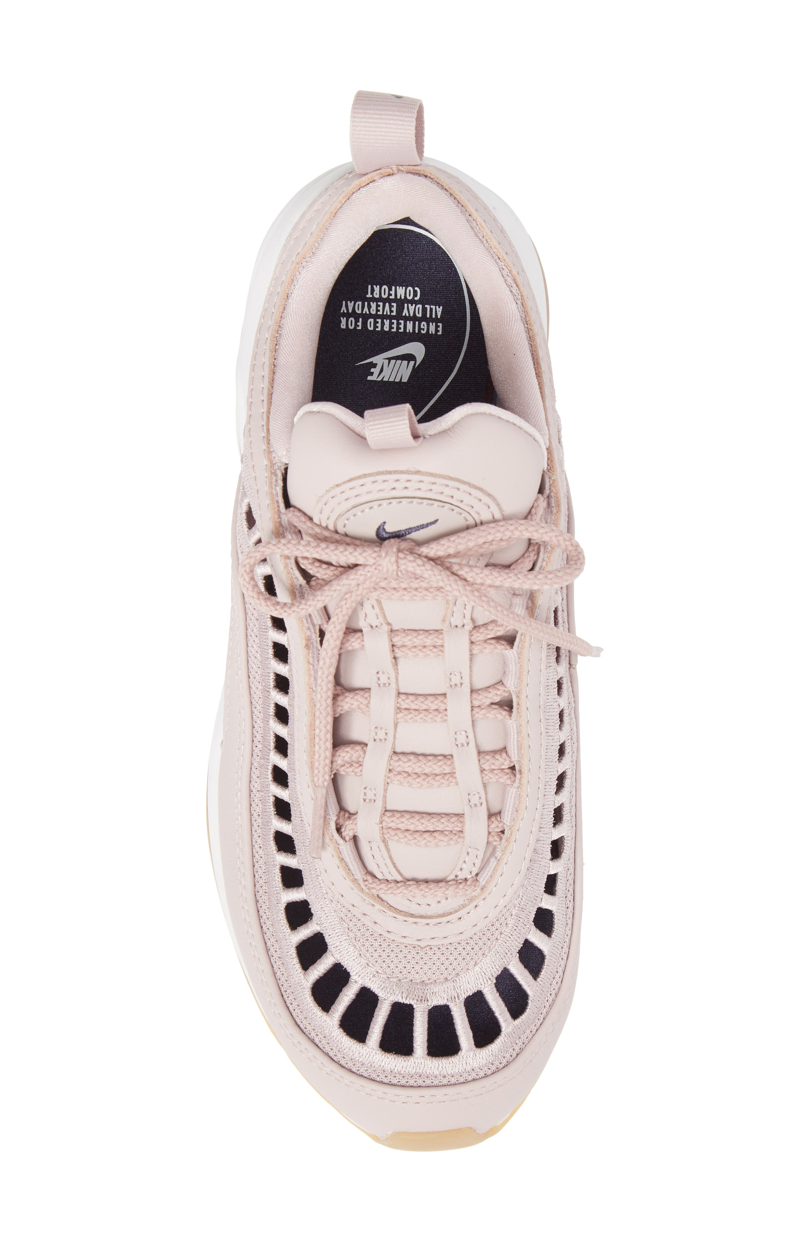 Air Max 97 Ultra '17 SI Sneaker,                             Alternate thumbnail 5, color,                             Particle Rose/ Neutral Indigo