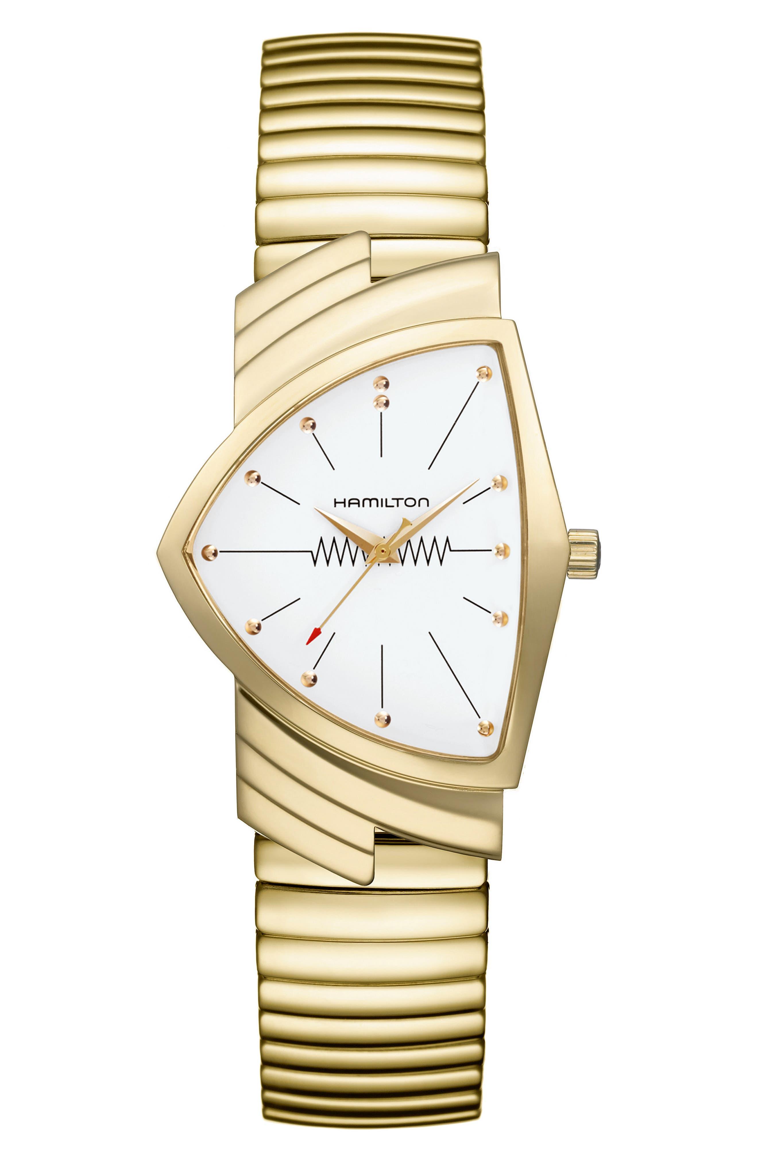 Hamiton Ventura Bracelet Watch, 32mm x 50mm