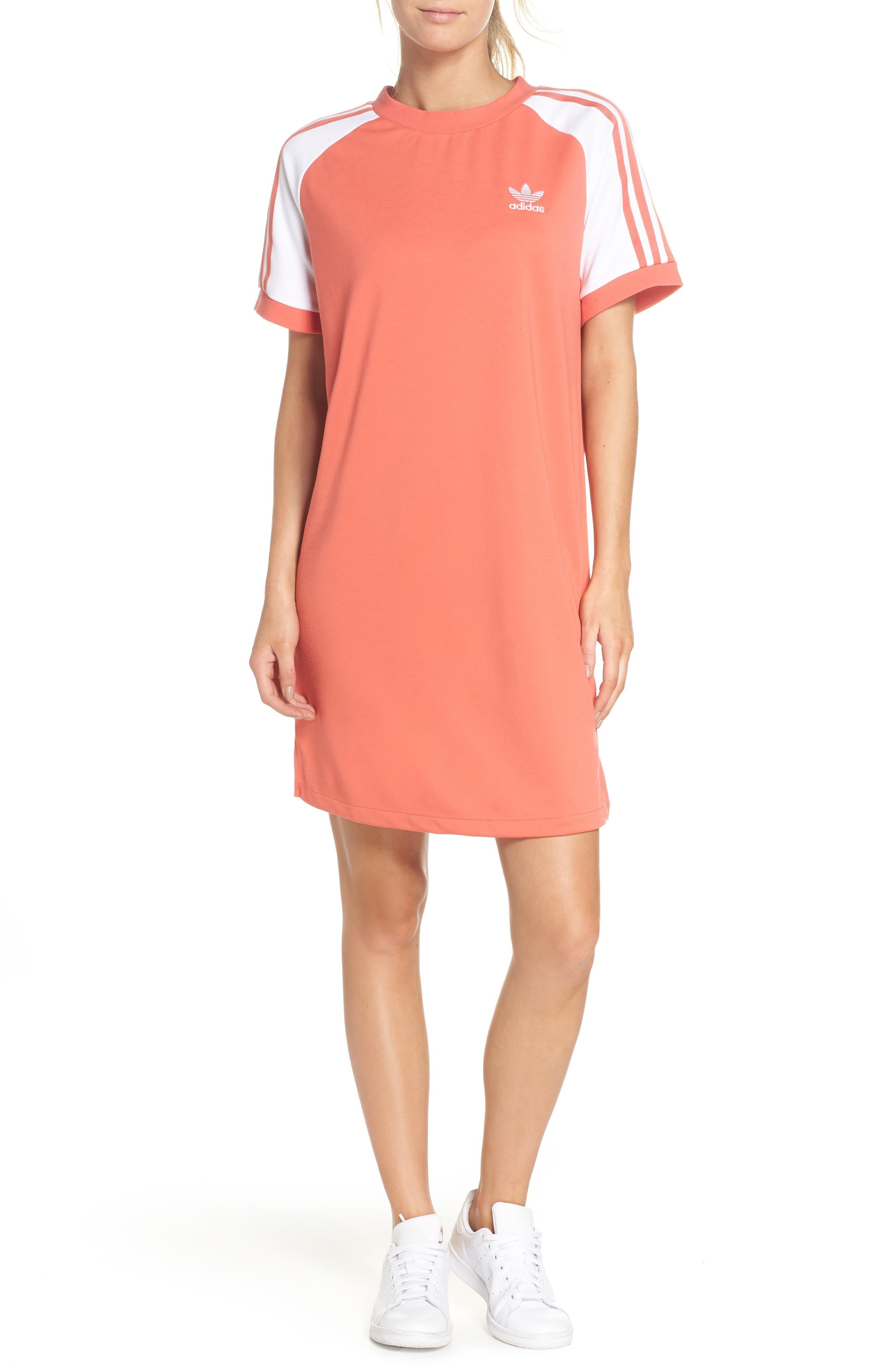 adidas Originals Raglan Sleeve Dress