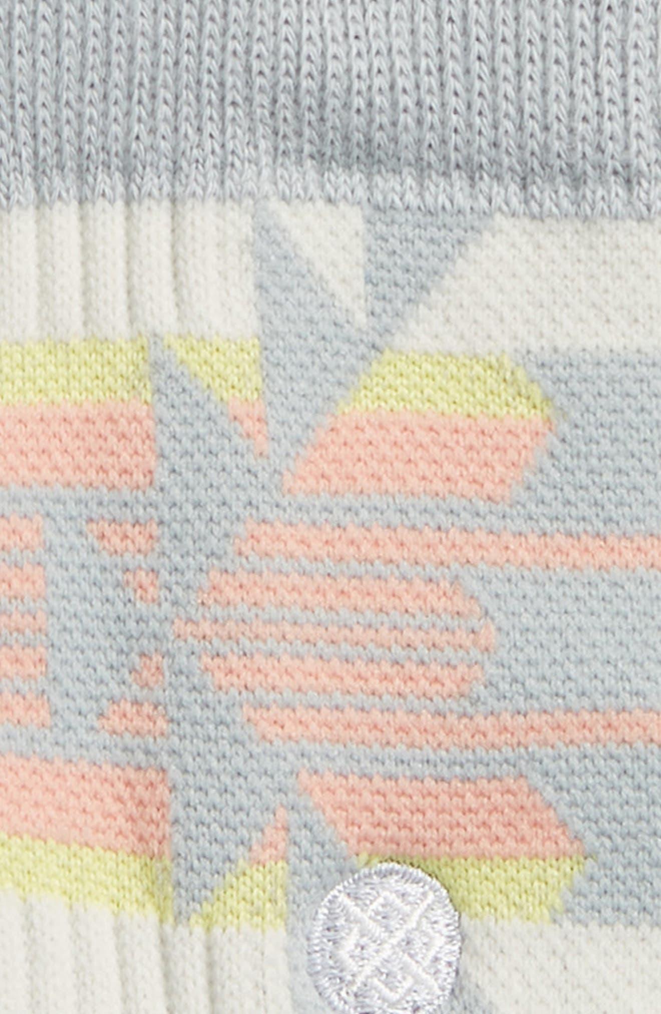 Fibbo Socks,                             Alternate thumbnail 2, color,                             Multi