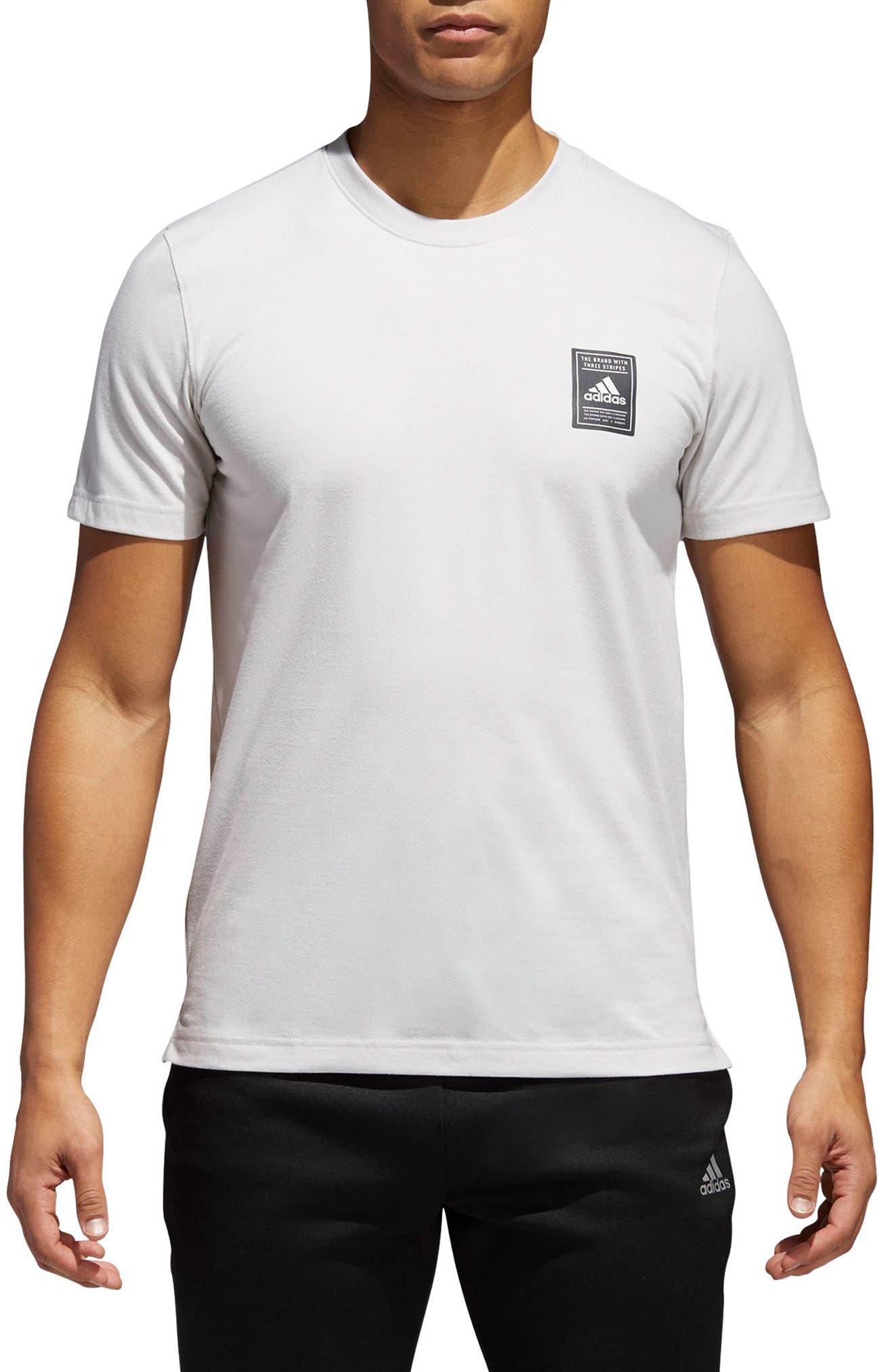 adidas Crewneck T-Shirt
