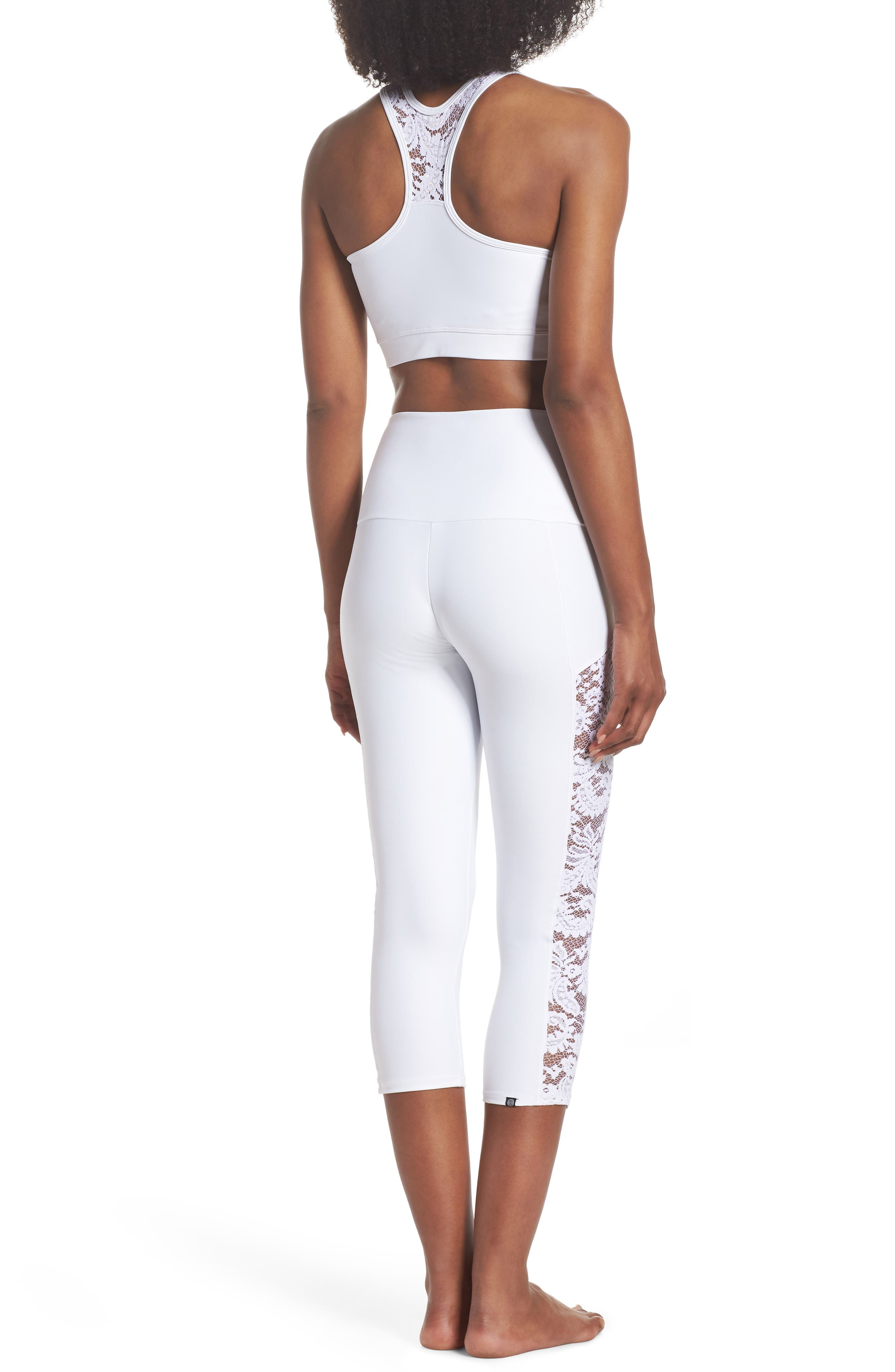 Alternate Image 6  - Onzie High Waist Leggings