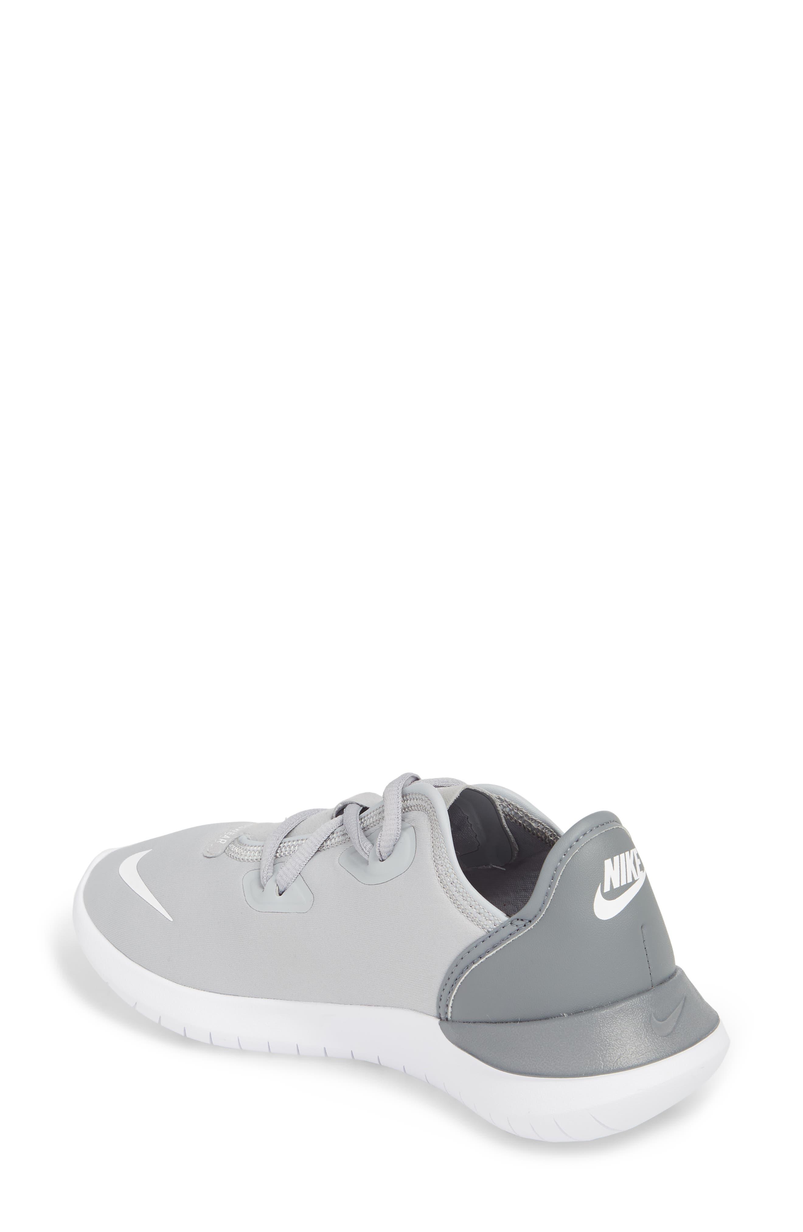 Hakata Sneaker,                             Alternate thumbnail 2, color,                             Wolf Grey/ White