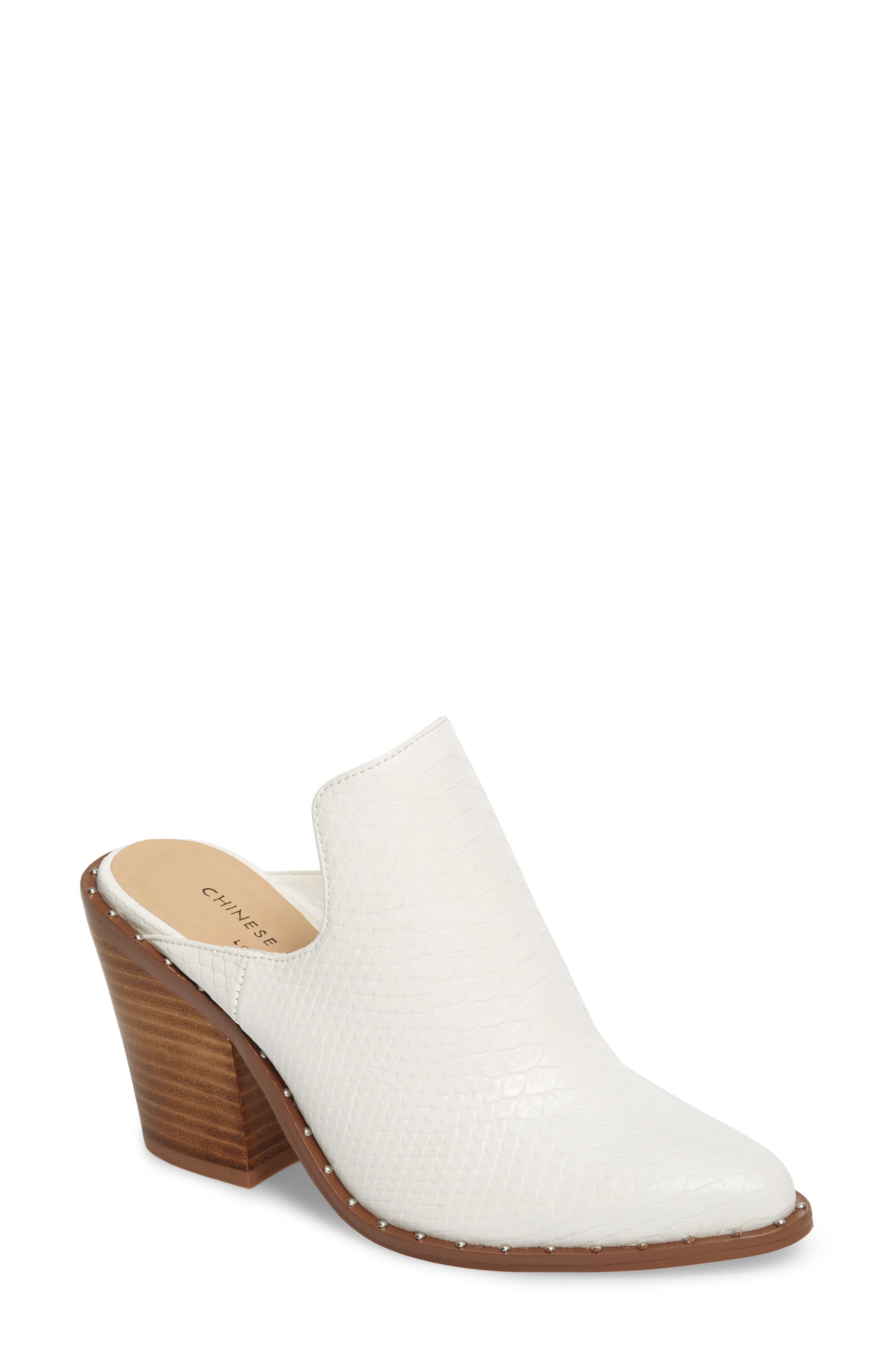 Chinese Laundry Springfield Mule Bootie (Women)