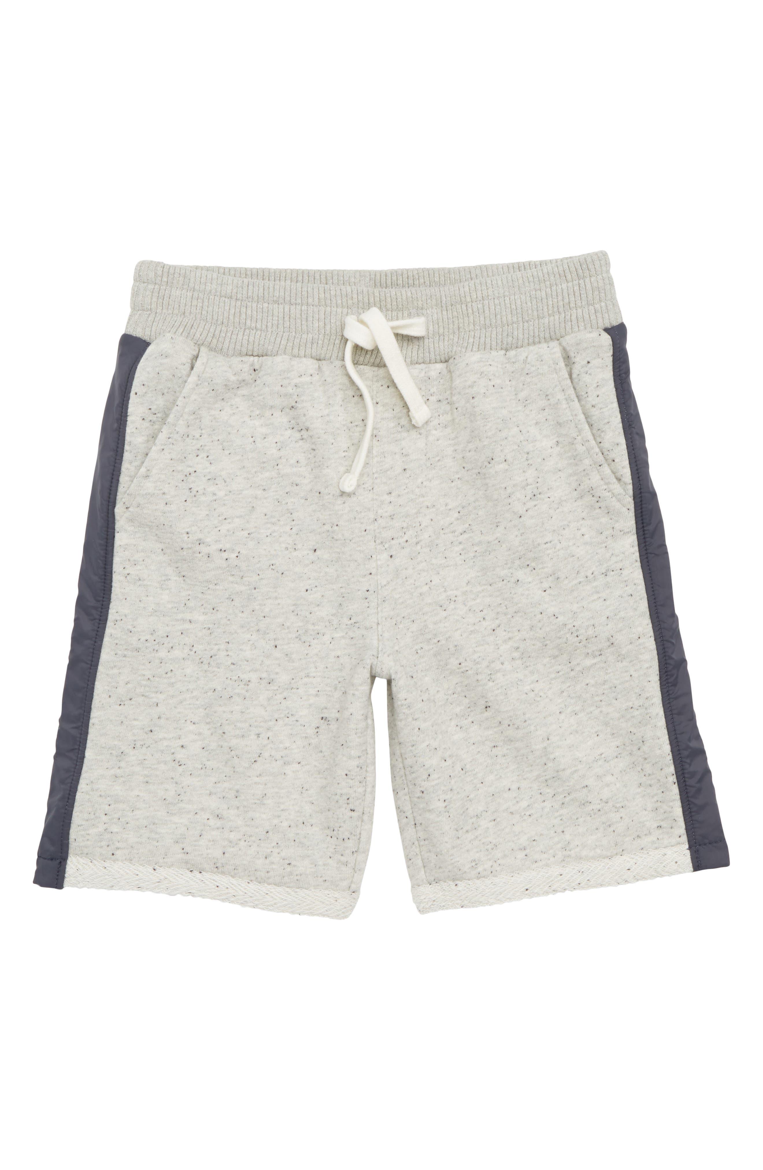 Knit Shorts,                         Main,                         color, Grey Medium Heather