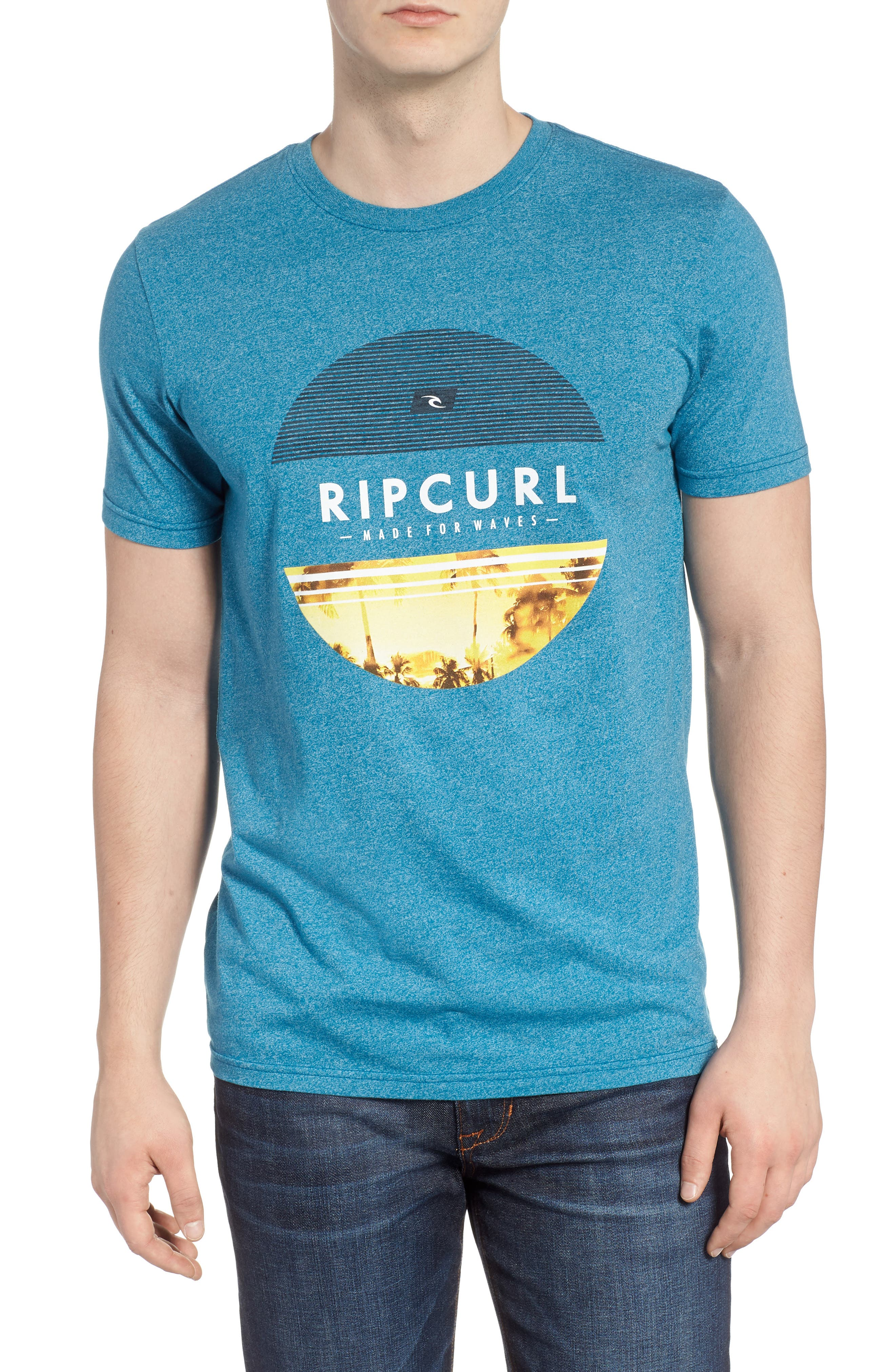 Rip Curl Summer Days Mock Twist T-Shirt