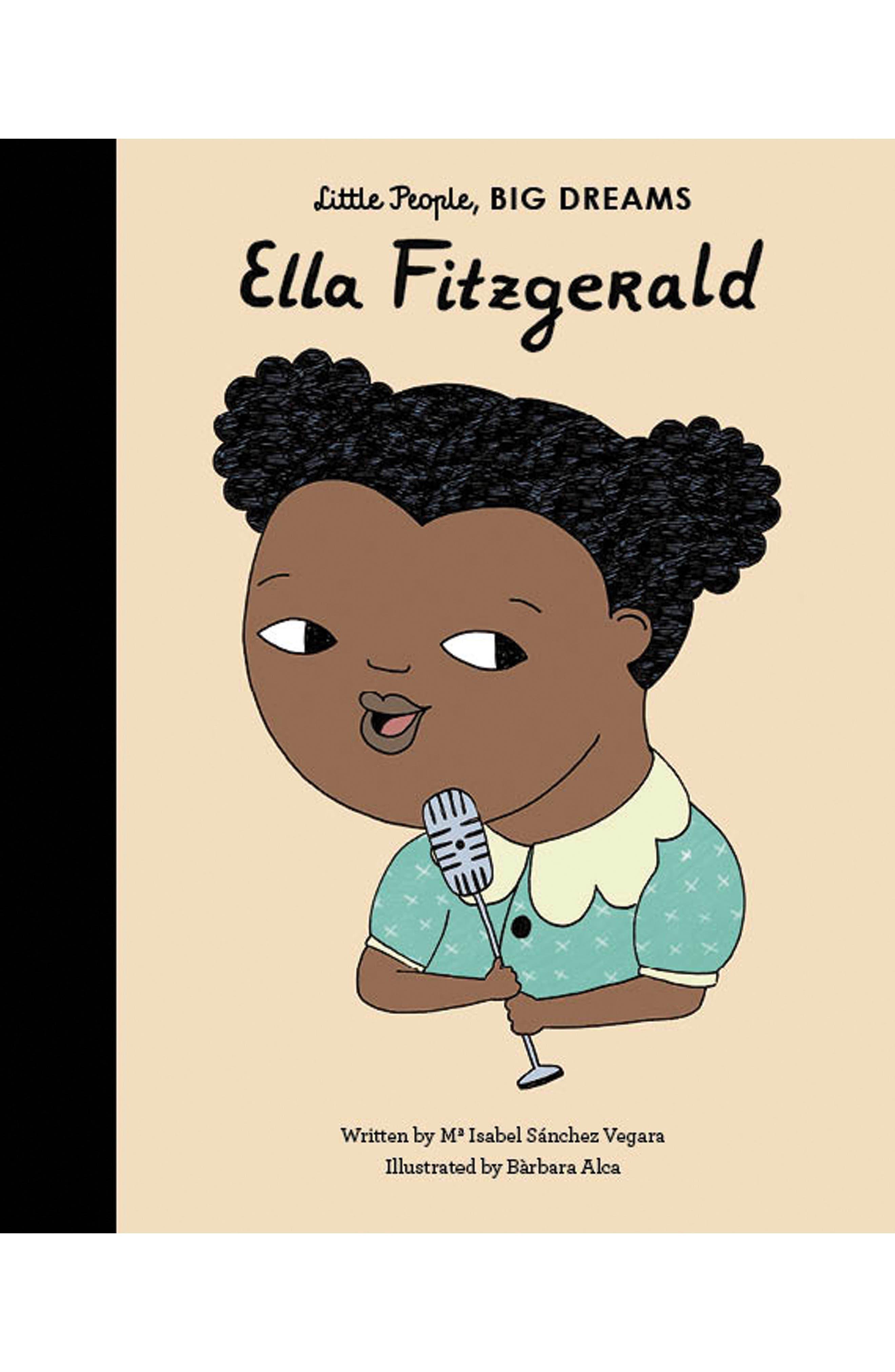 Little People, Big Dreams - Ella Fitzgerald Book