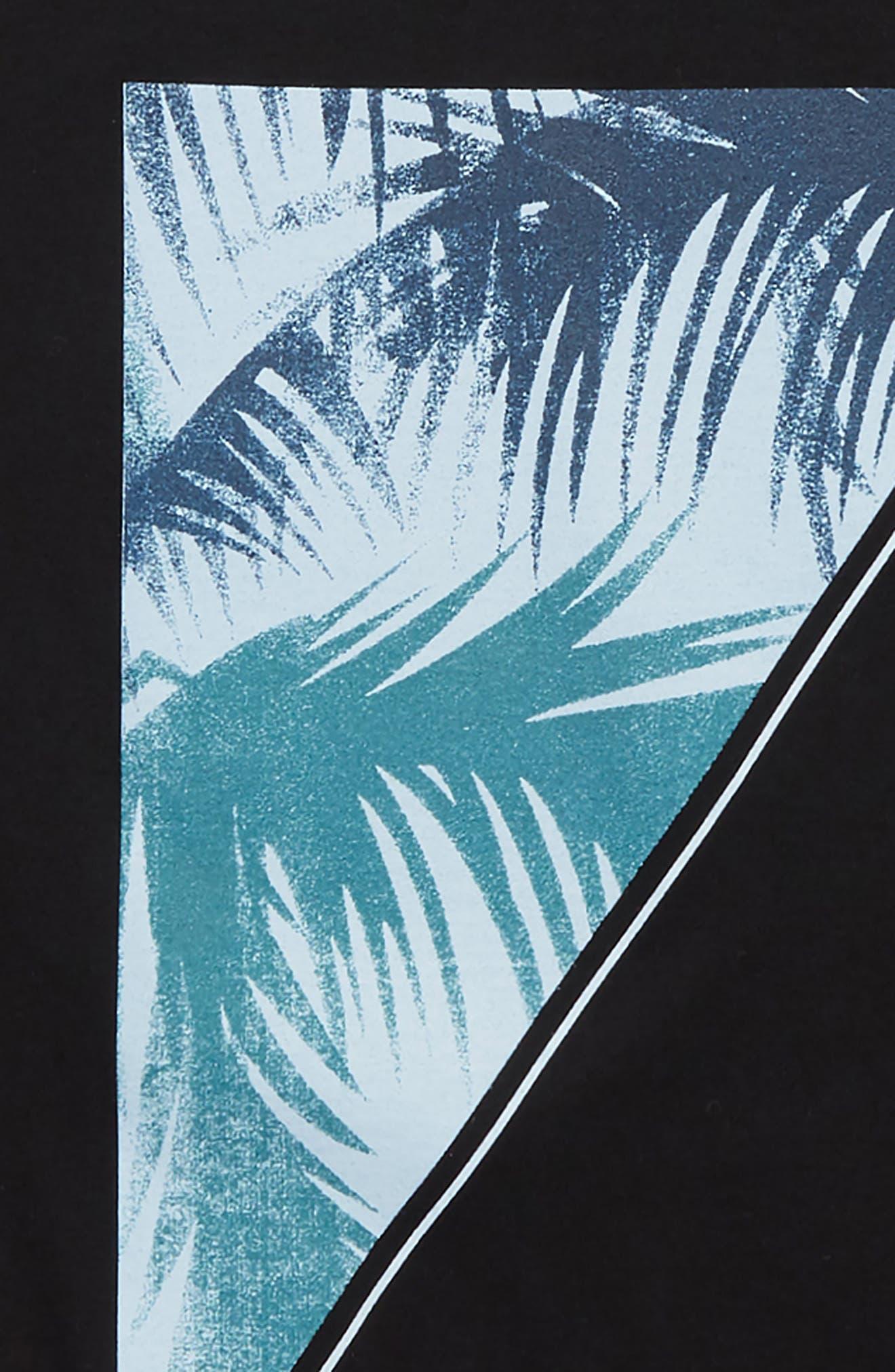 Taco Graphic T-Shirt,                             Alternate thumbnail 2, color,                             Black