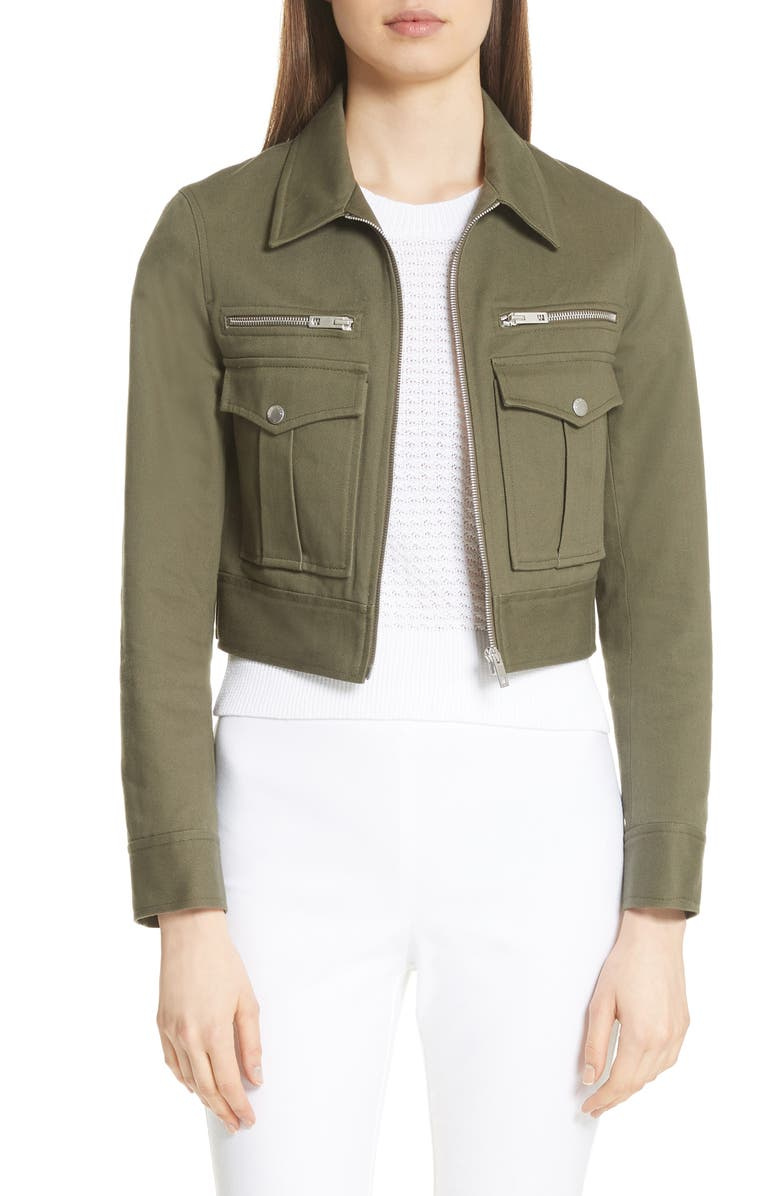 Pike Crop Jacket