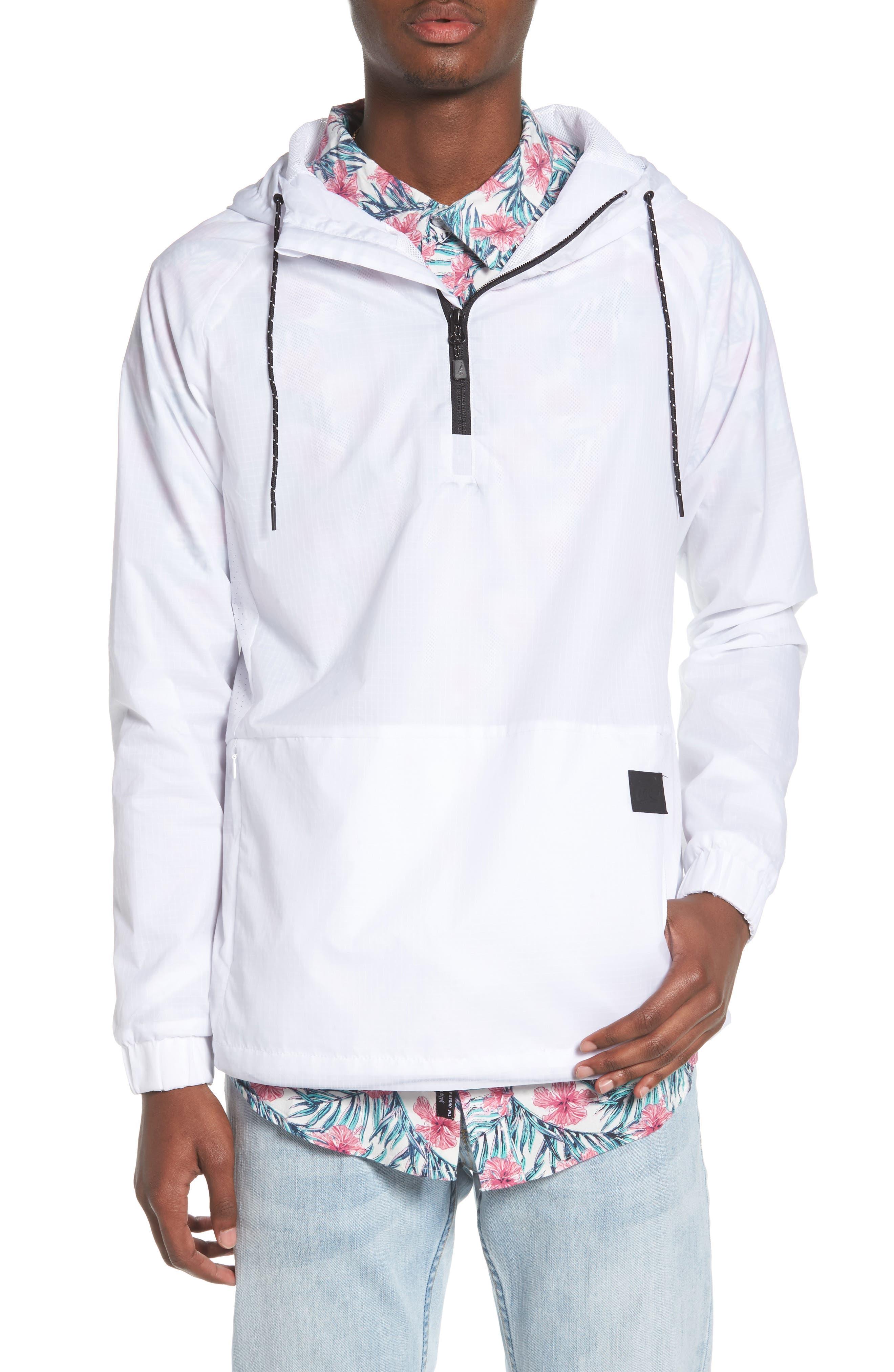 Welder NCT Windbreaker,                         Main,                         color, White