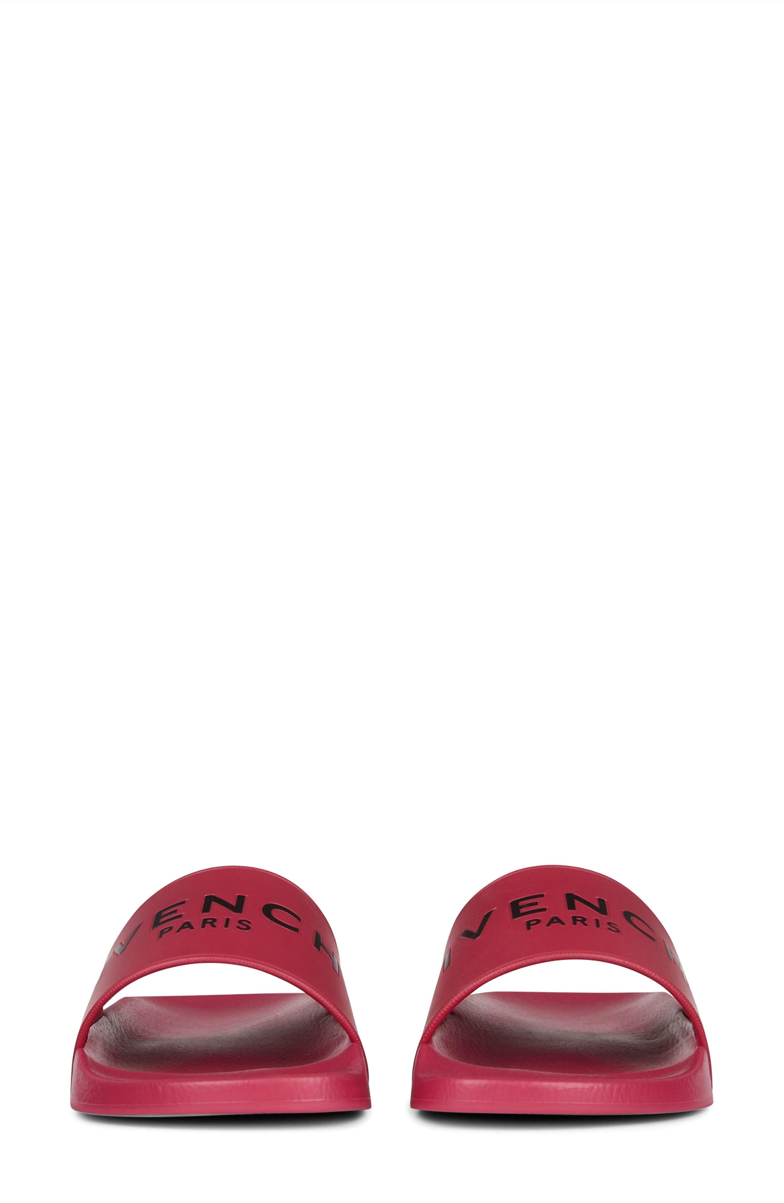 Givenchy Logo Slide (Women)