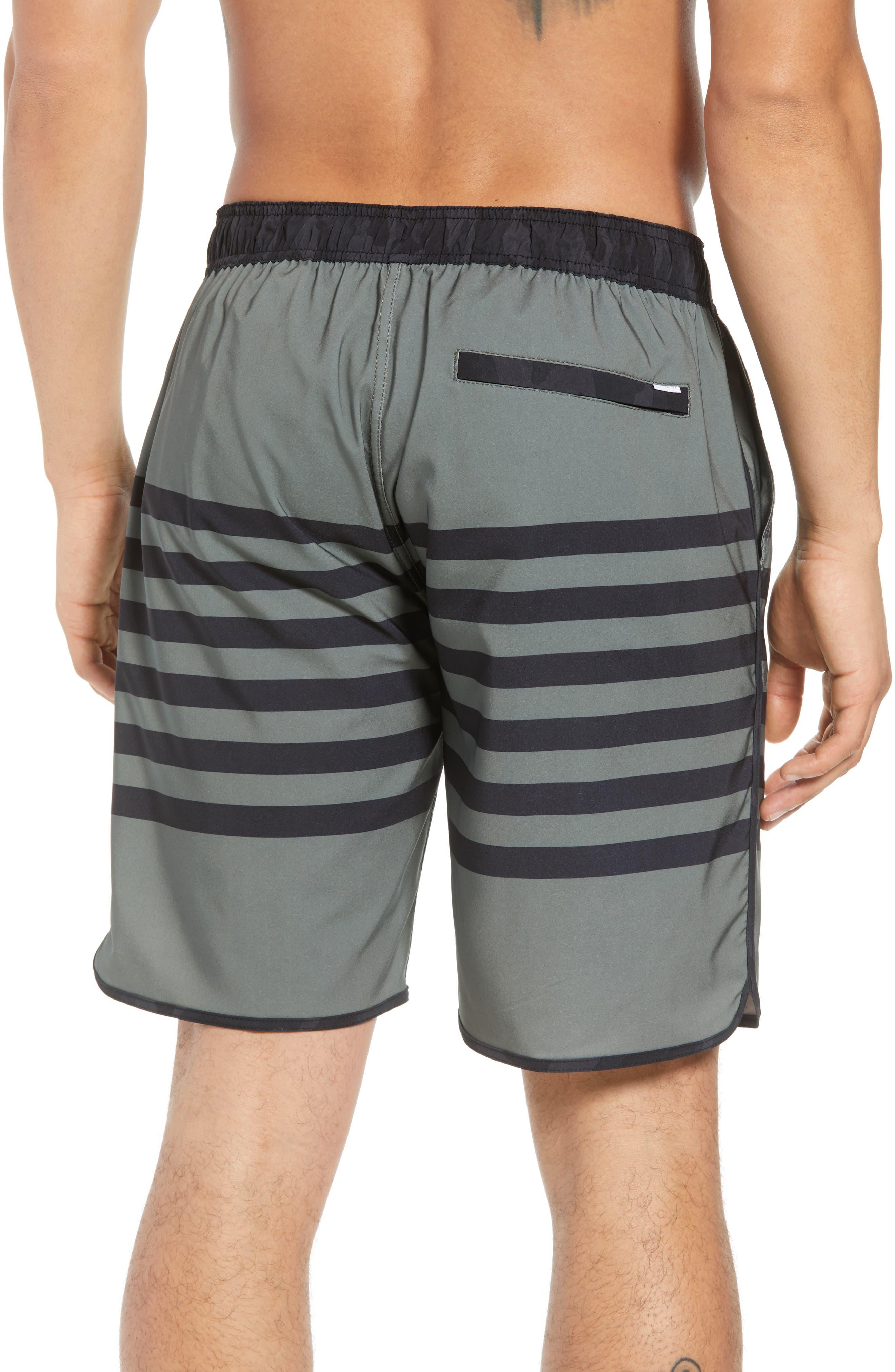 Banks Shorts,                             Alternate thumbnail 2, color,                             Army Stripe