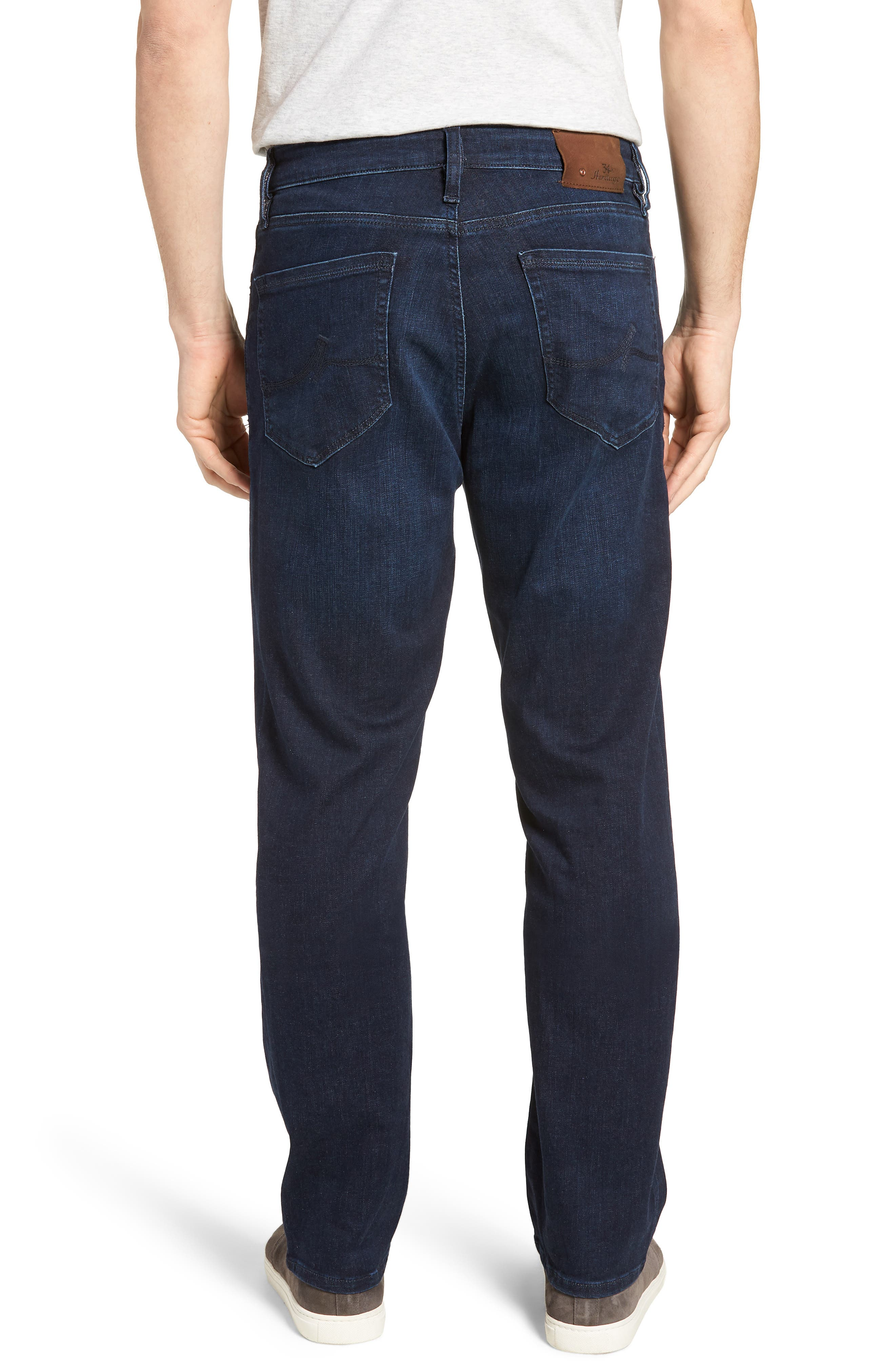 Charisma Relaxed Fit Jeans,                             Alternate thumbnail 2, color,                             Dark Milan