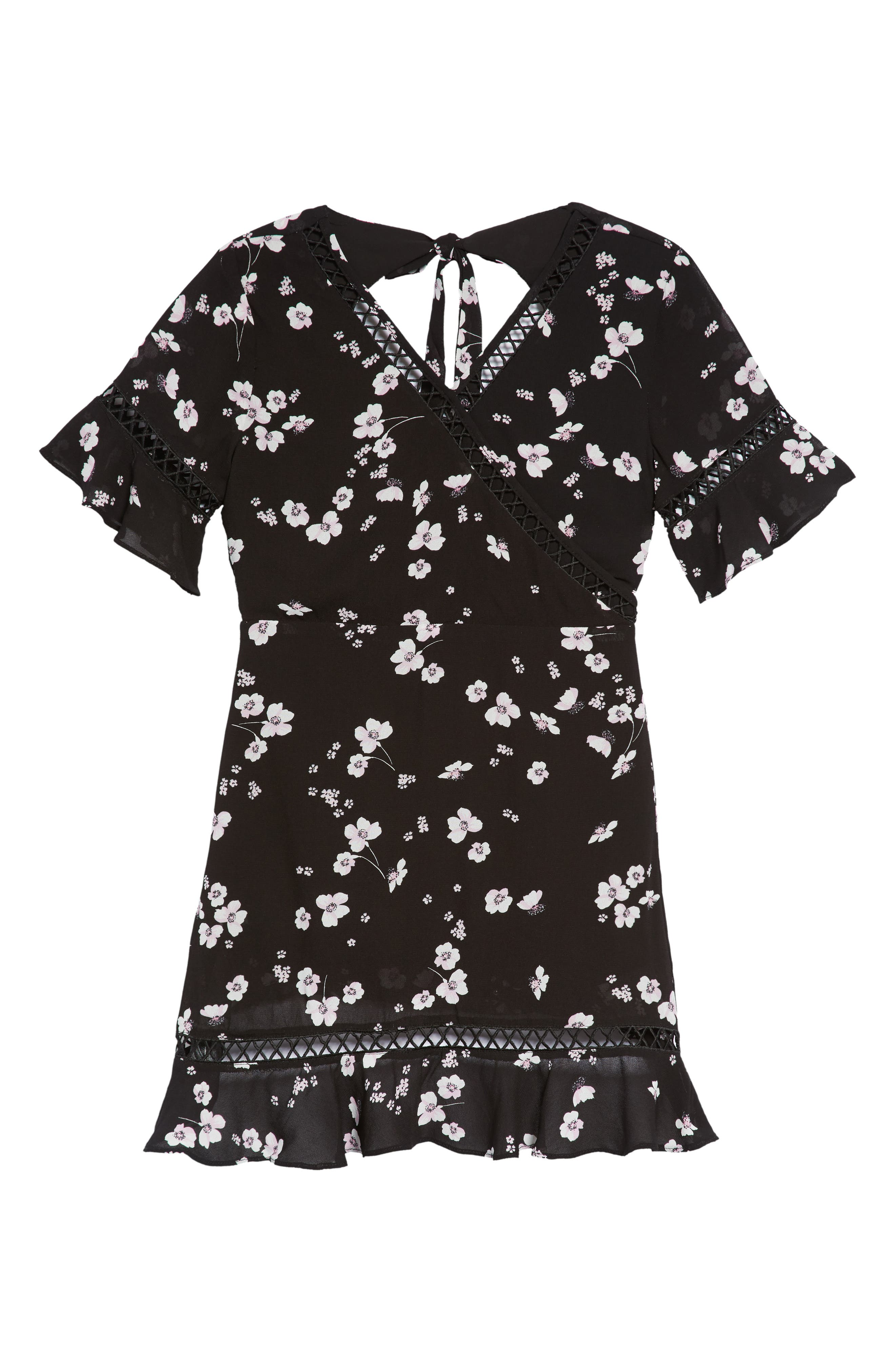 Bardot Junior Shelby Flutter Dress (Big Girls)