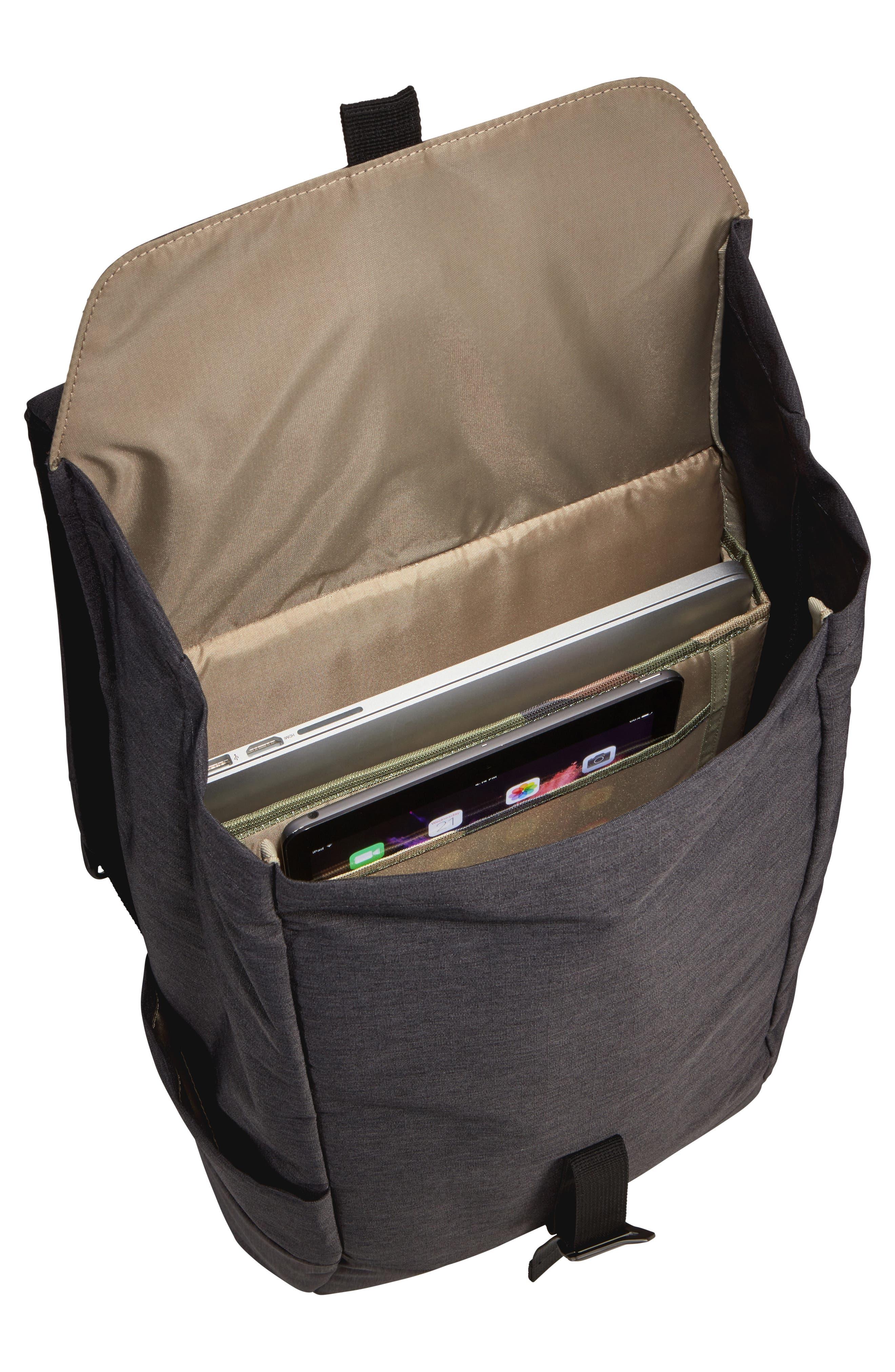Lithos Backpack,                             Alternate thumbnail 3, color,                             Carbon Blue