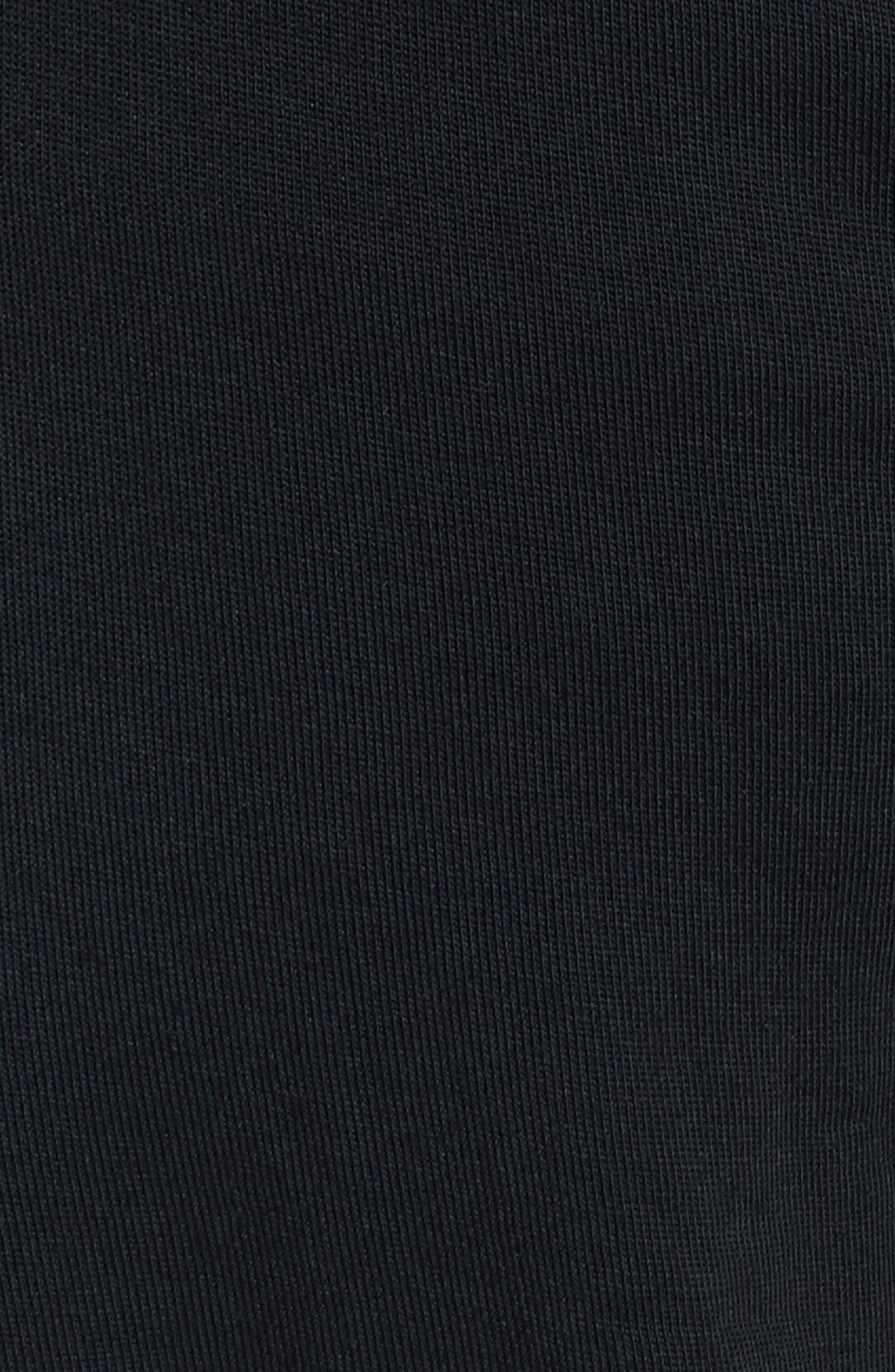 Laguna Shorts,                             Alternate thumbnail 5, color,                             Black