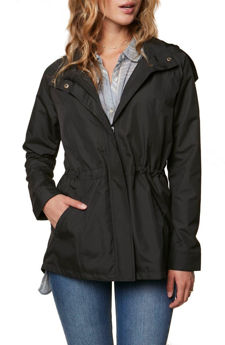 Gale Waterproof Hooded Jacket