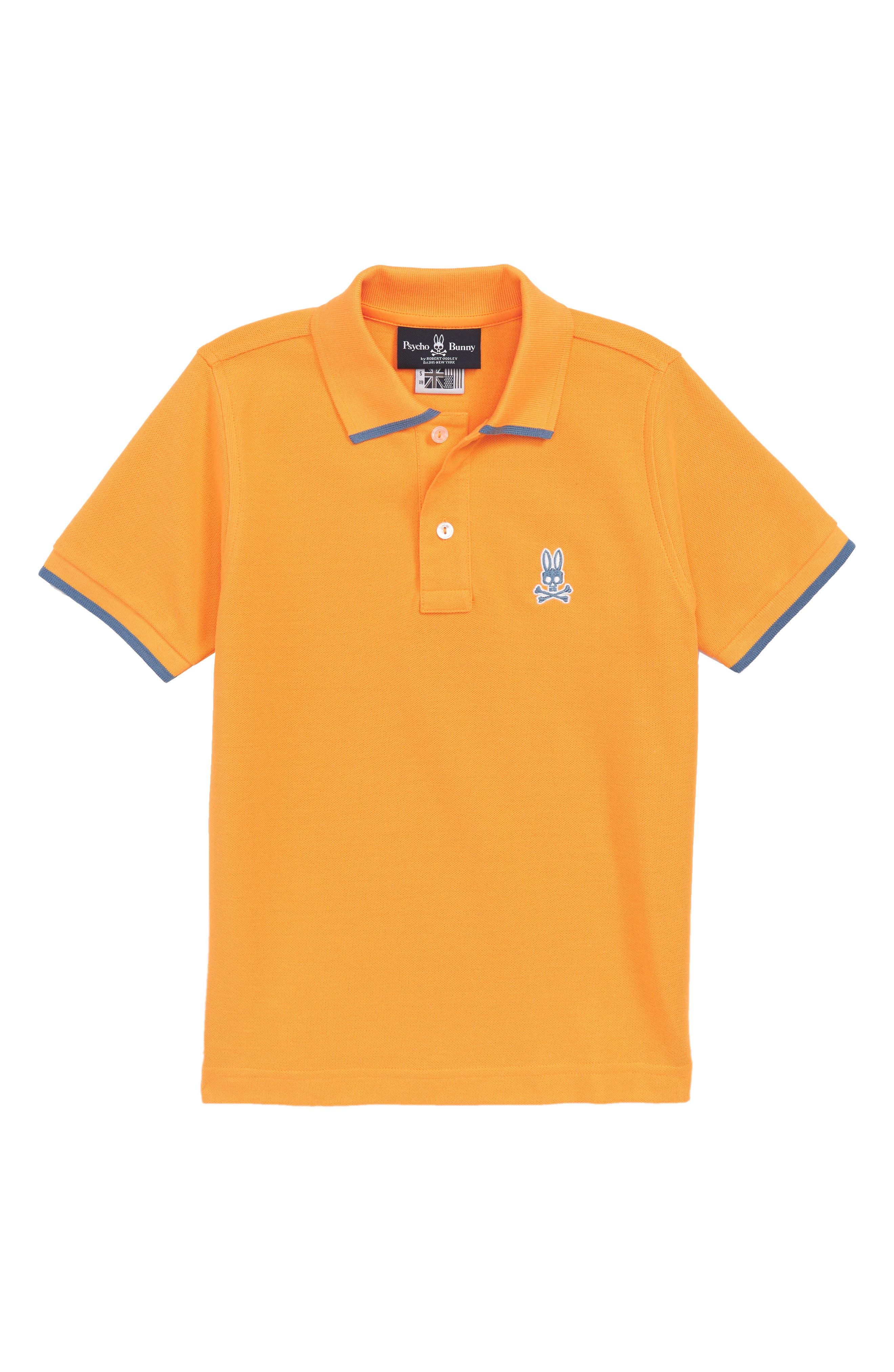 Sandford Polo,                         Main,                         color, Zinnia