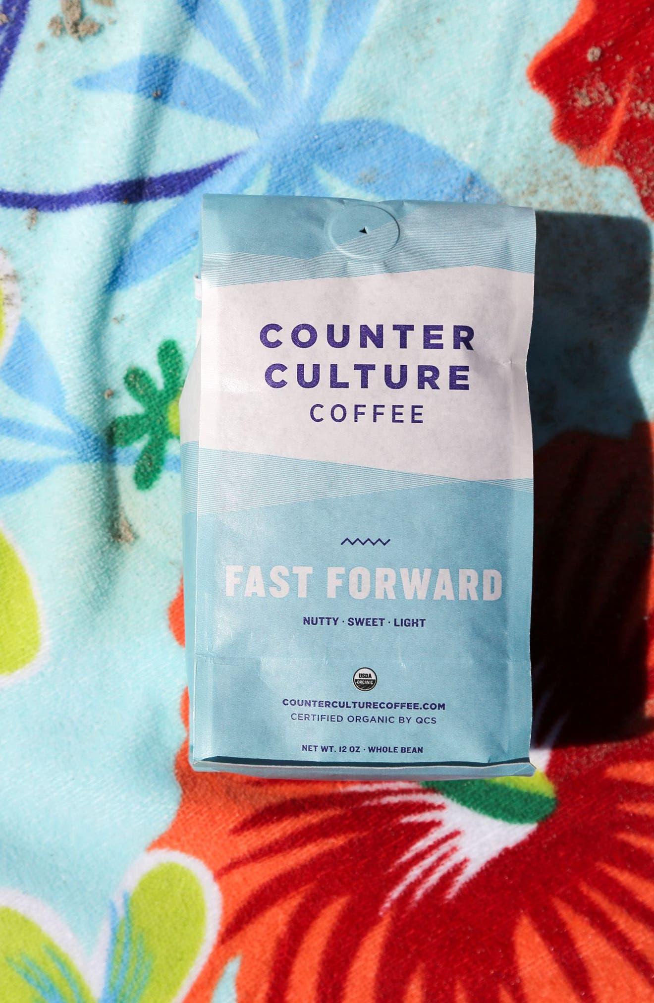 Fast Forward Whole Bean Coffee Blend,                             Alternate thumbnail 3, color,                             None