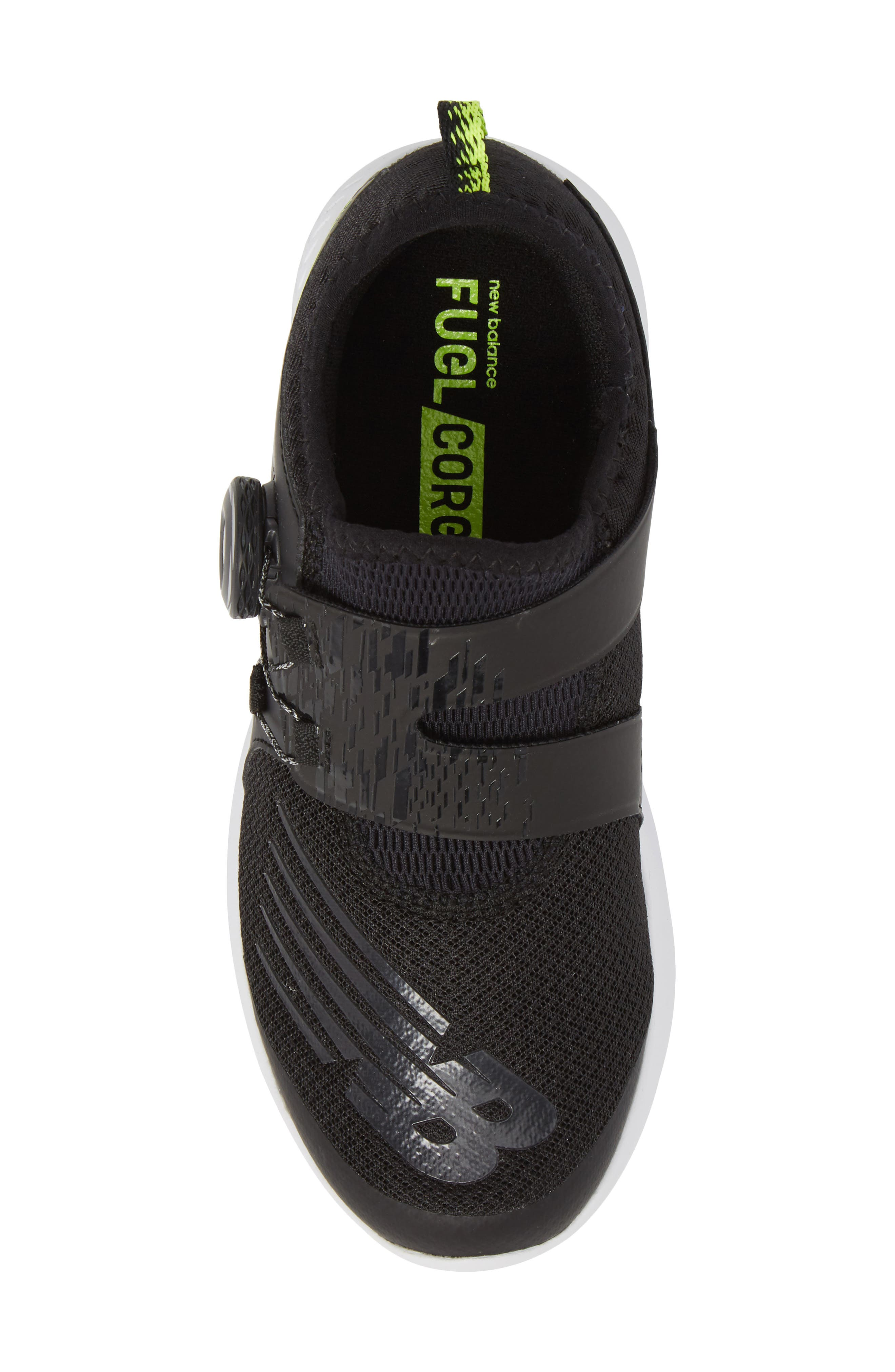 BKO Running Shoe,                             Alternate thumbnail 5, color,                             Black/ Hi Lite