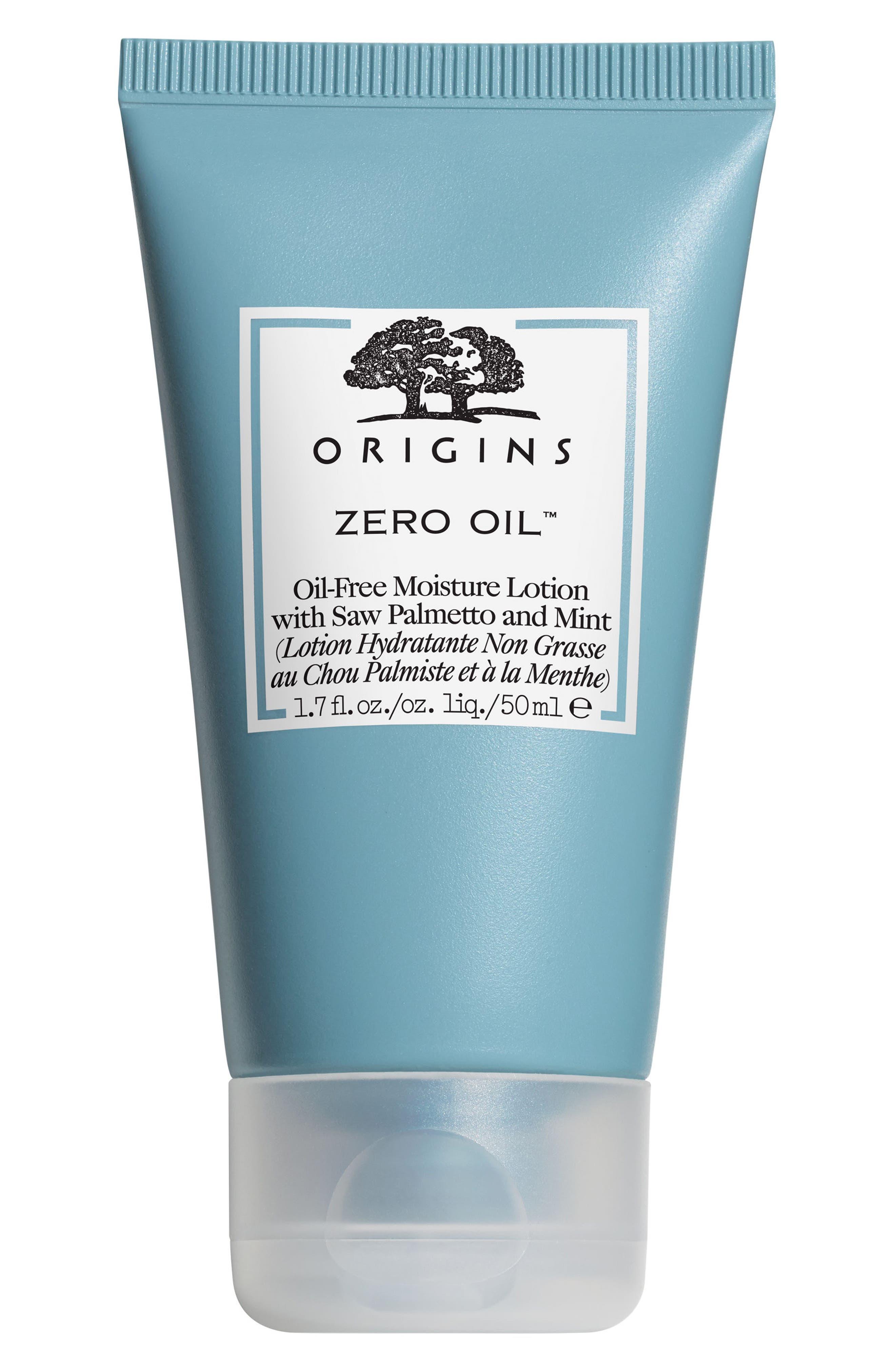 Origins Zero Oil™ Oil-Free Moisture Lotion with Saw Palmetto & Mint
