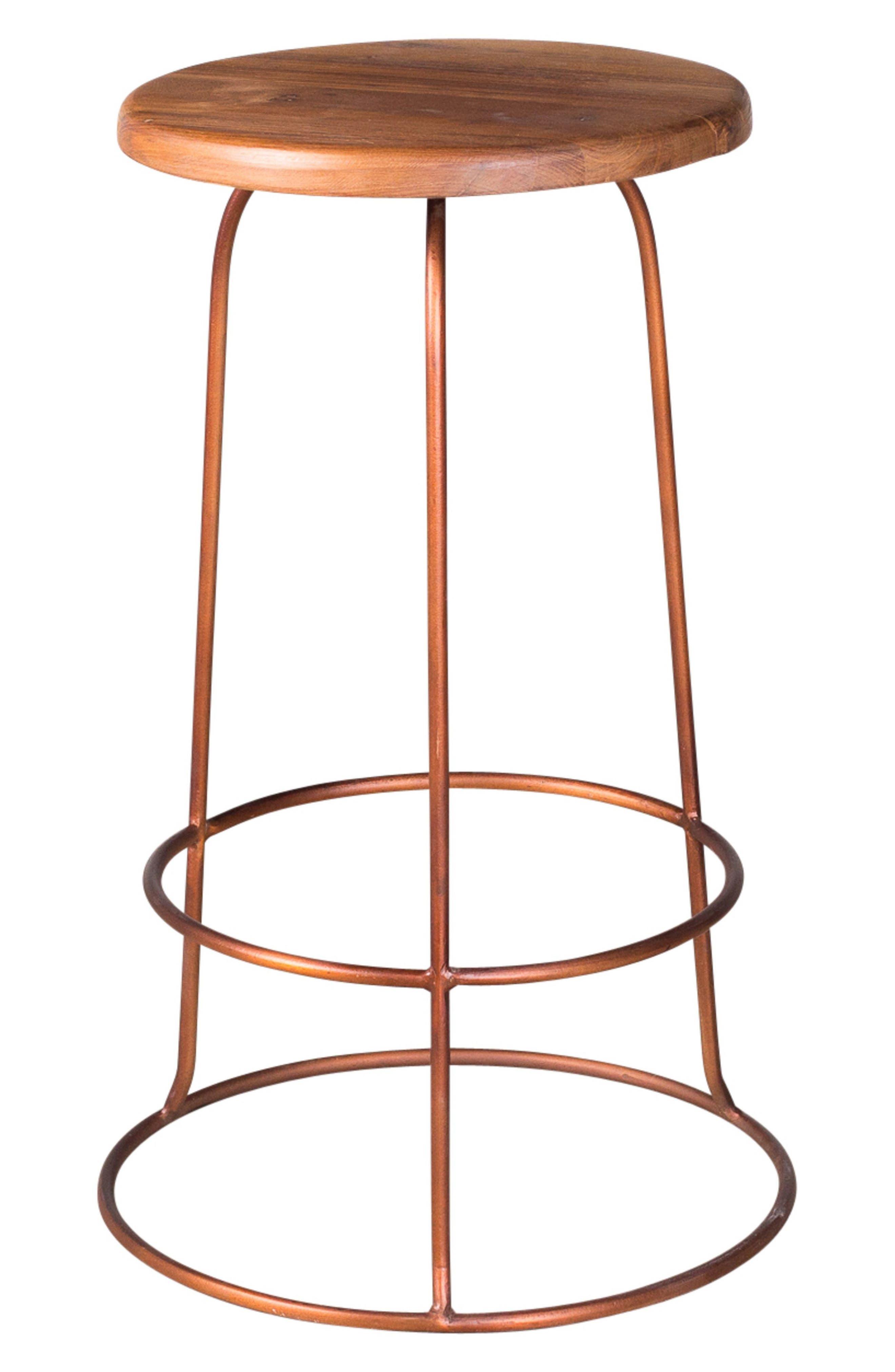 Wilco Counter Stool,                         Main,                         color, Copper