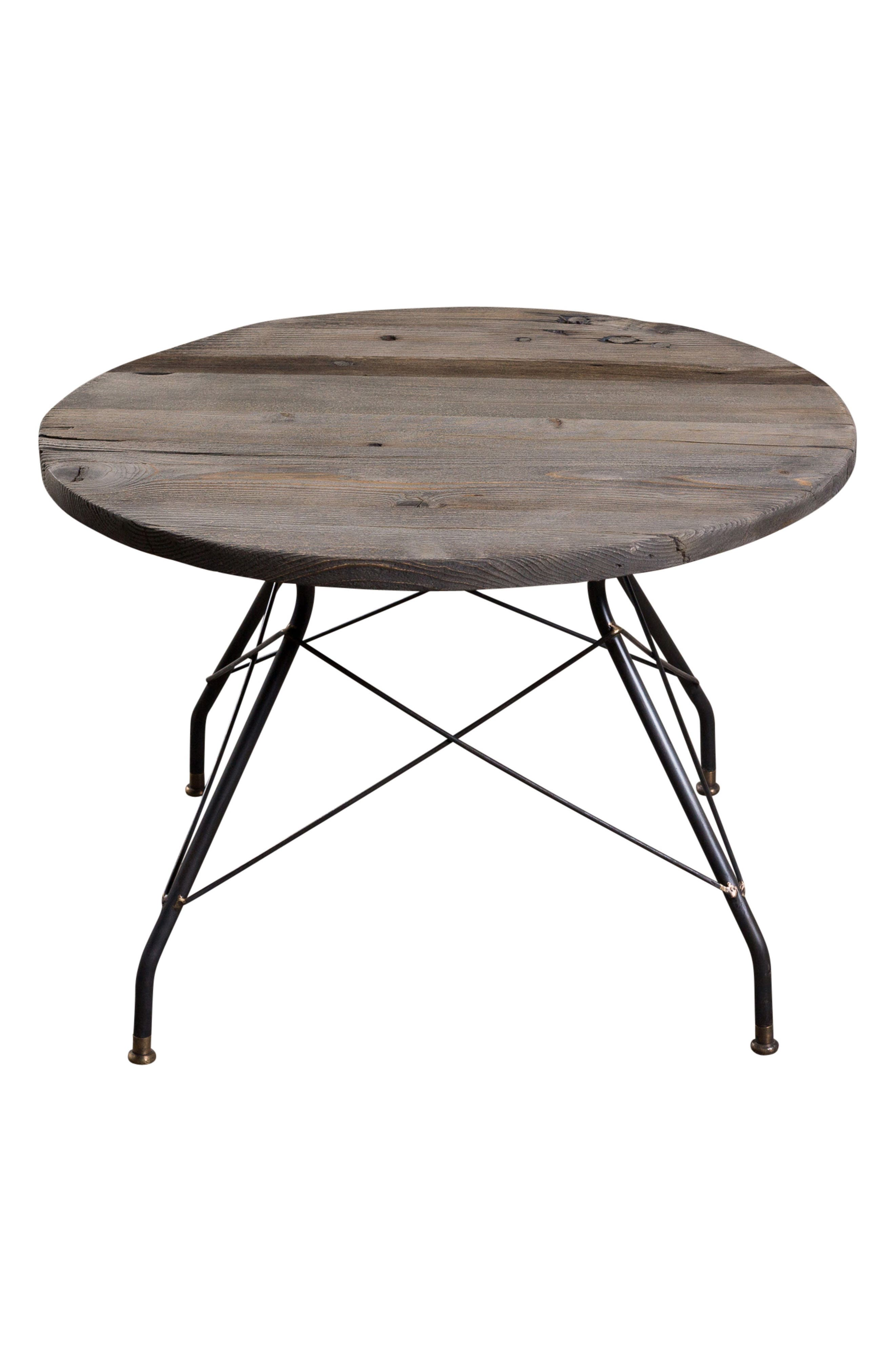Goa Coffee Table,                             Main thumbnail 1, color,                             Smoky Pine