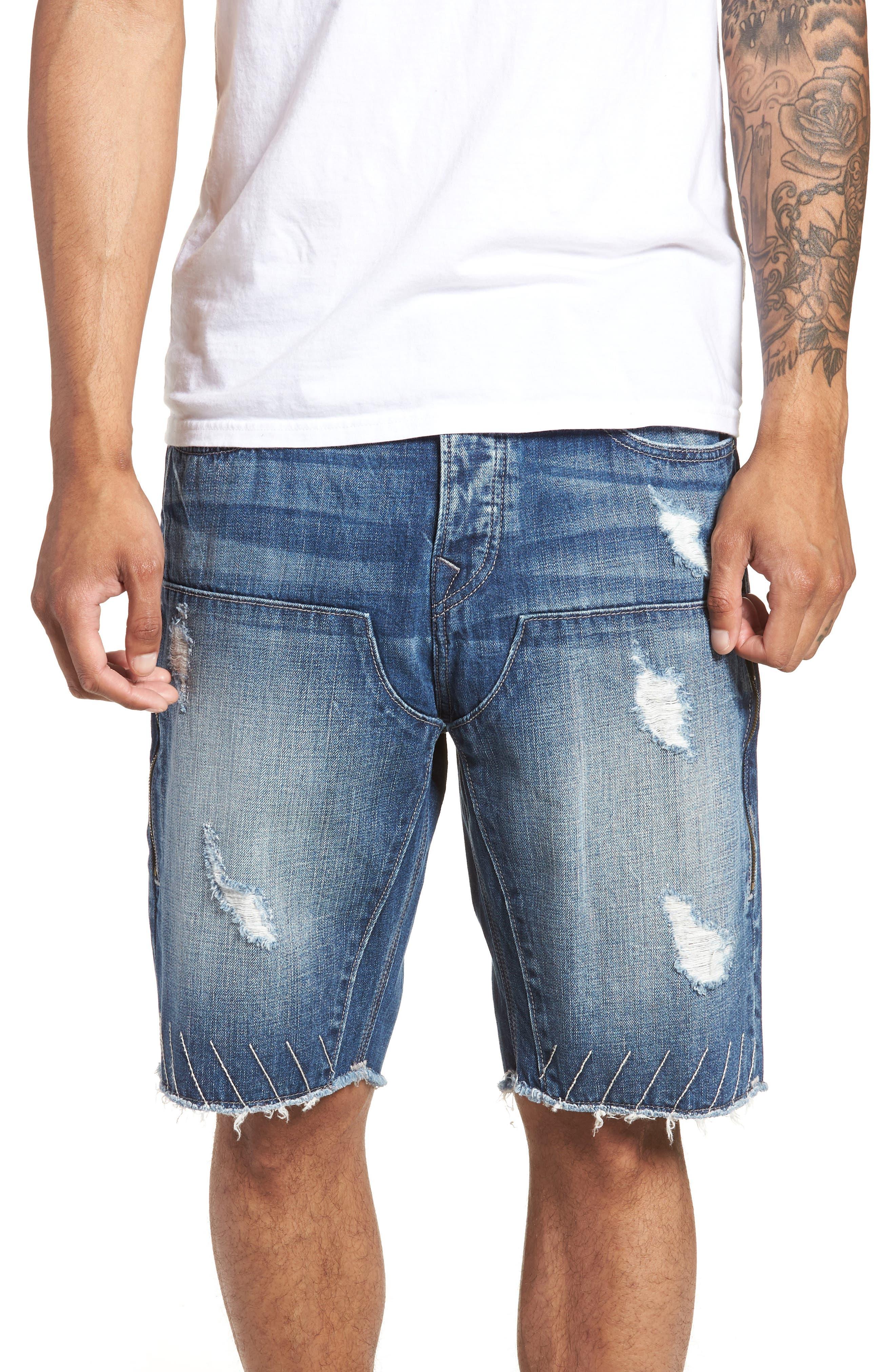 Field Shorts,                             Main thumbnail 1, color,                             Worn Glen