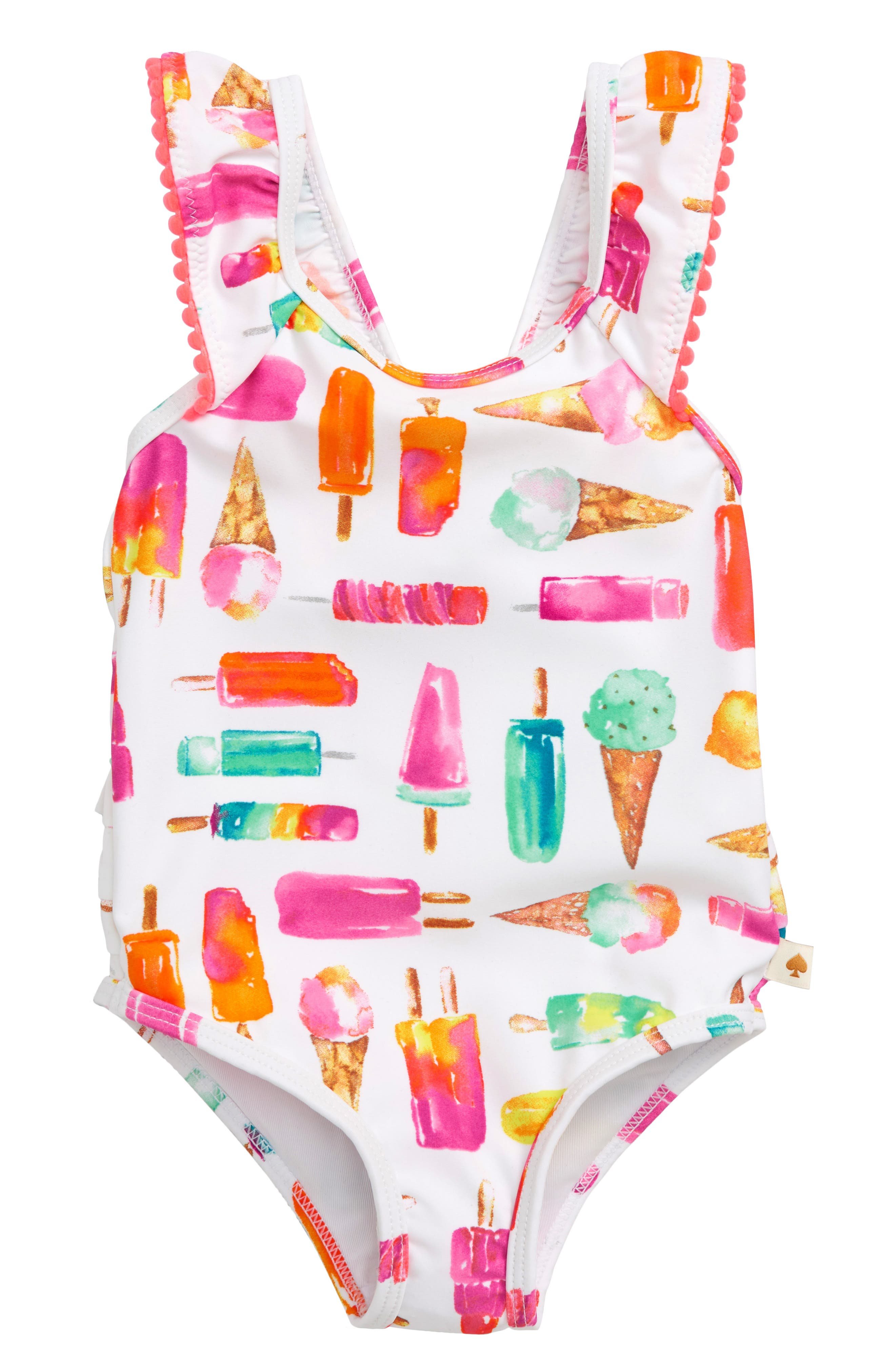 kate spade new yoke ice pops one-piece swimsuit (Baby Girls)