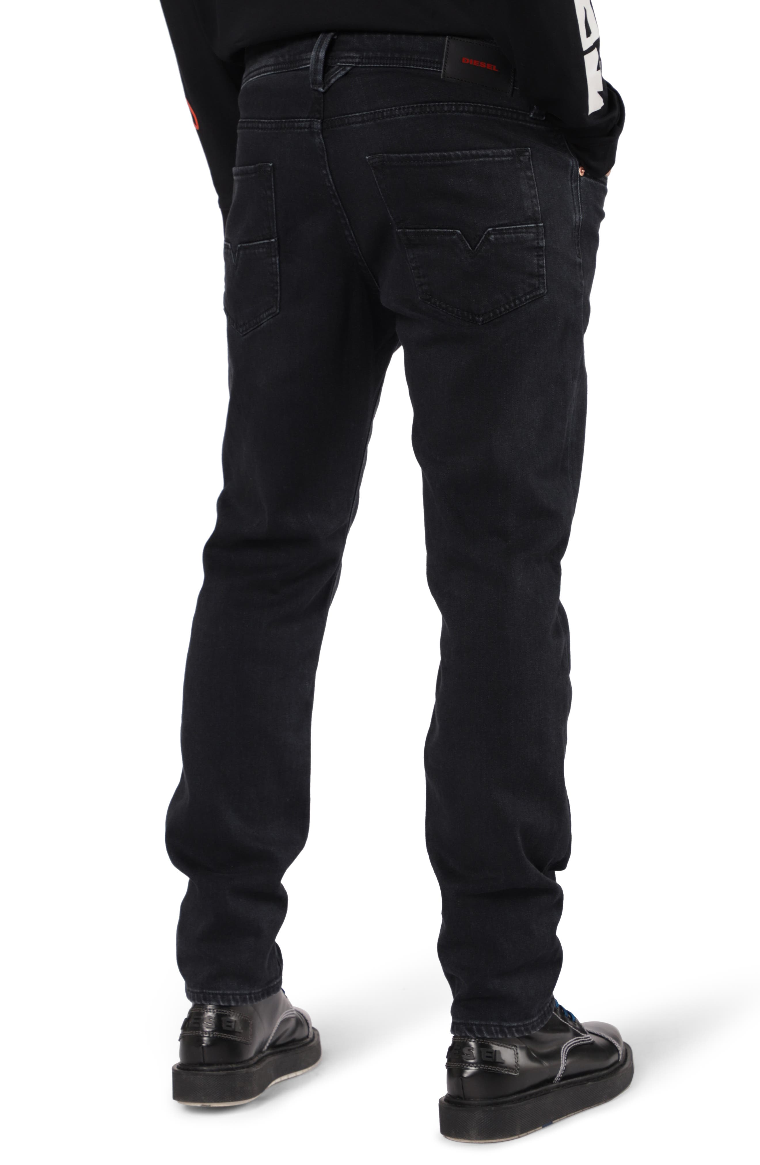 Larkee Relaxed Fit Jeans,                             Alternate thumbnail 2, color,                             084Nk