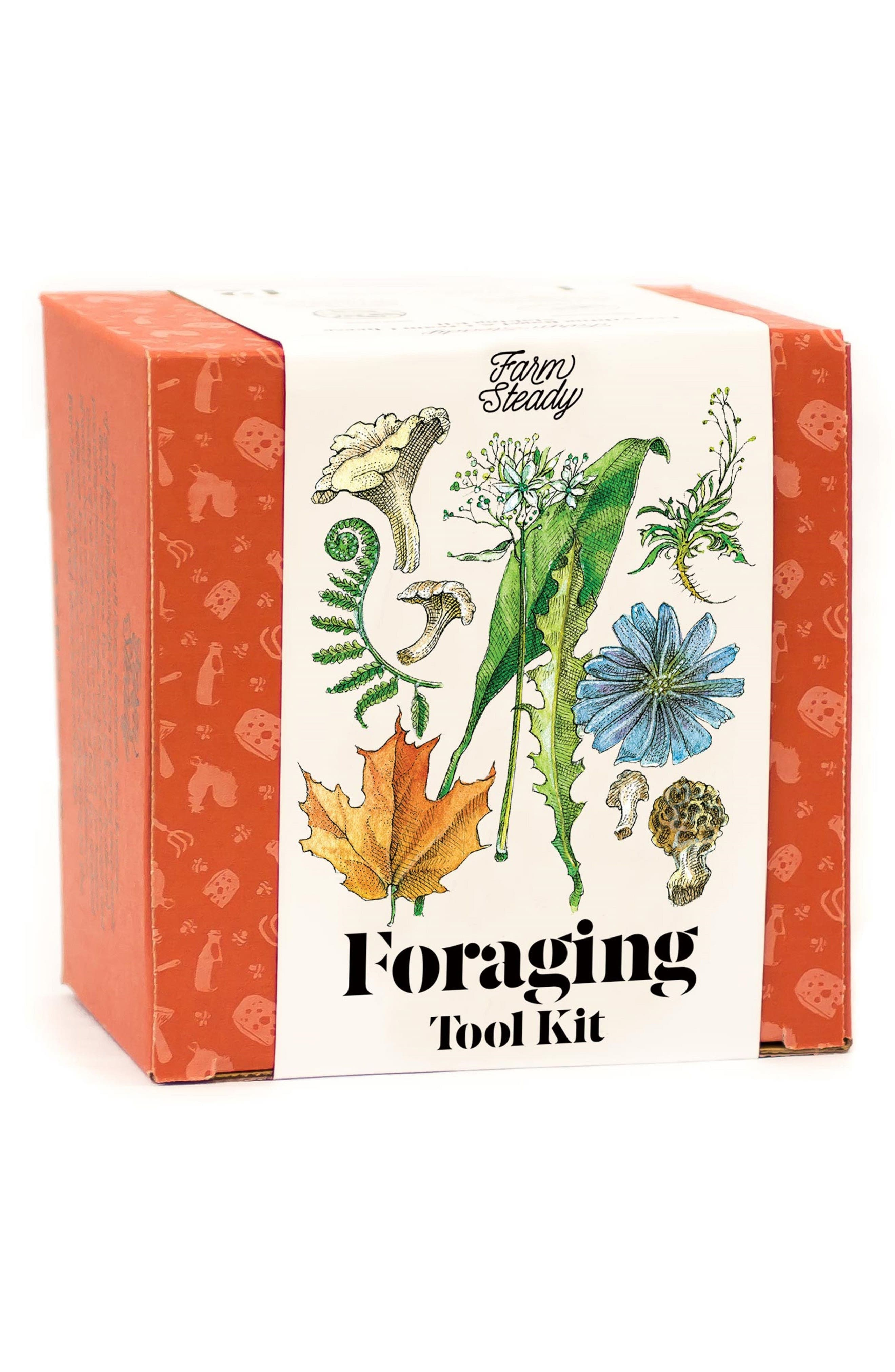 Foraging Tool Kit,                             Main thumbnail 1, color,                             Red