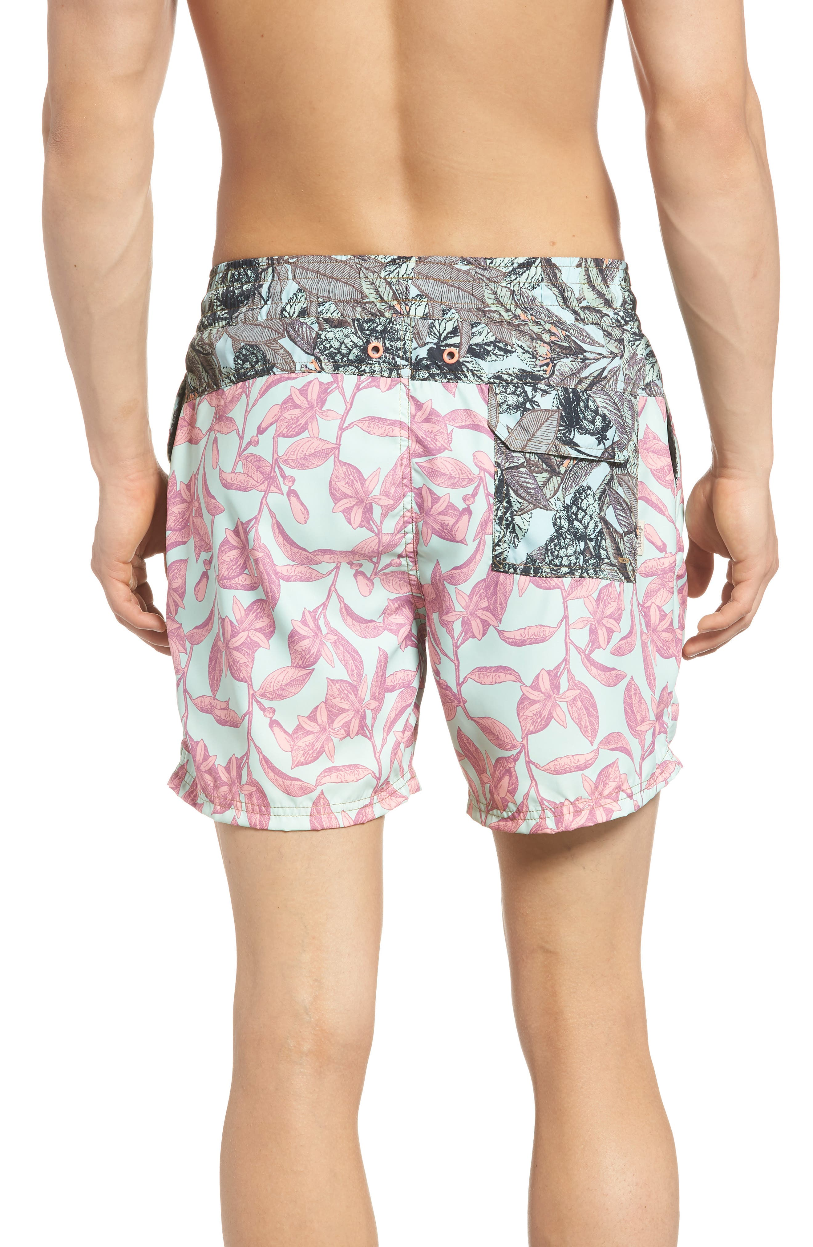 Joy Quest Swim Trunks,                             Alternate thumbnail 2, color,                             Multicolor