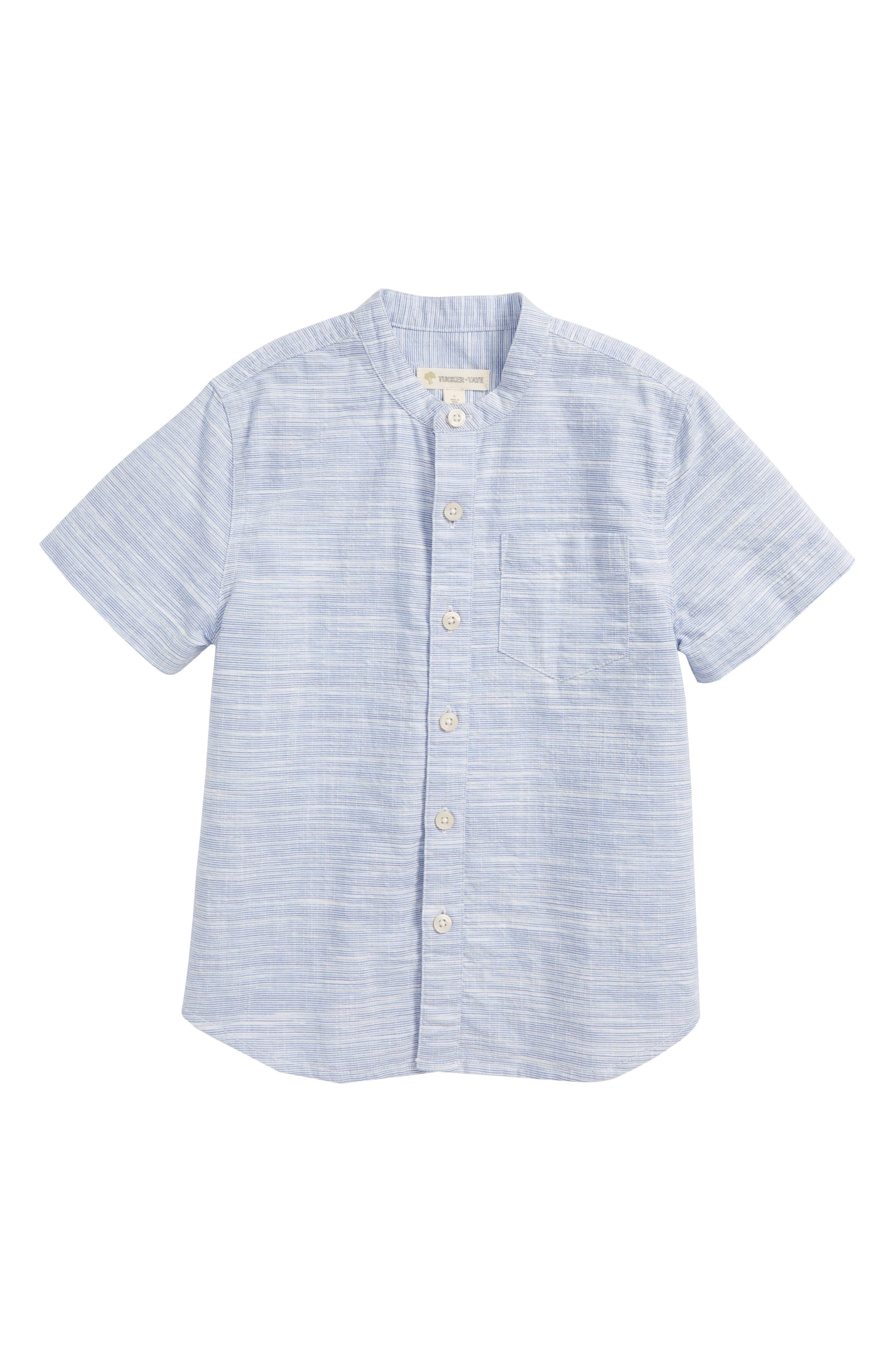 Tucker + Tate Woven Shirt (Toddler Boys & Little Boys)