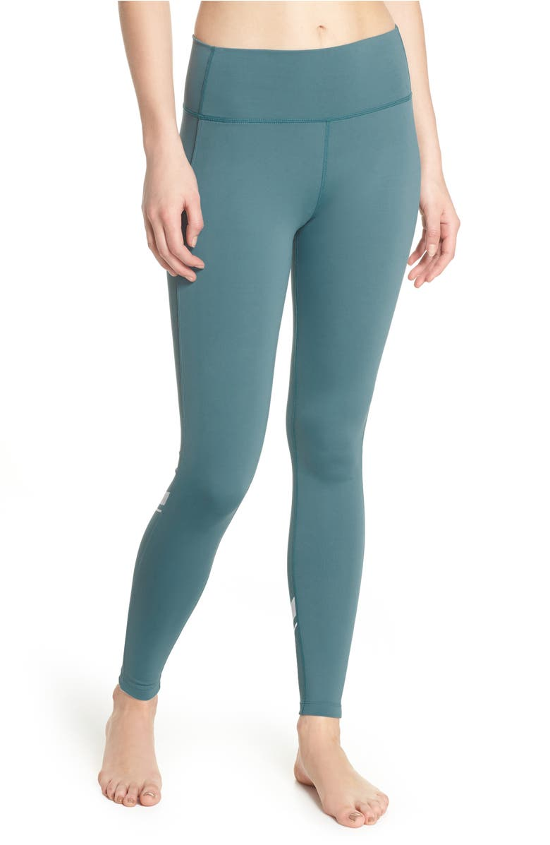 33323a8da3ad8 SPLITS59 HORIZON ANKLE LEGGINGS, BLUE SURF/ OFF WHITE ...