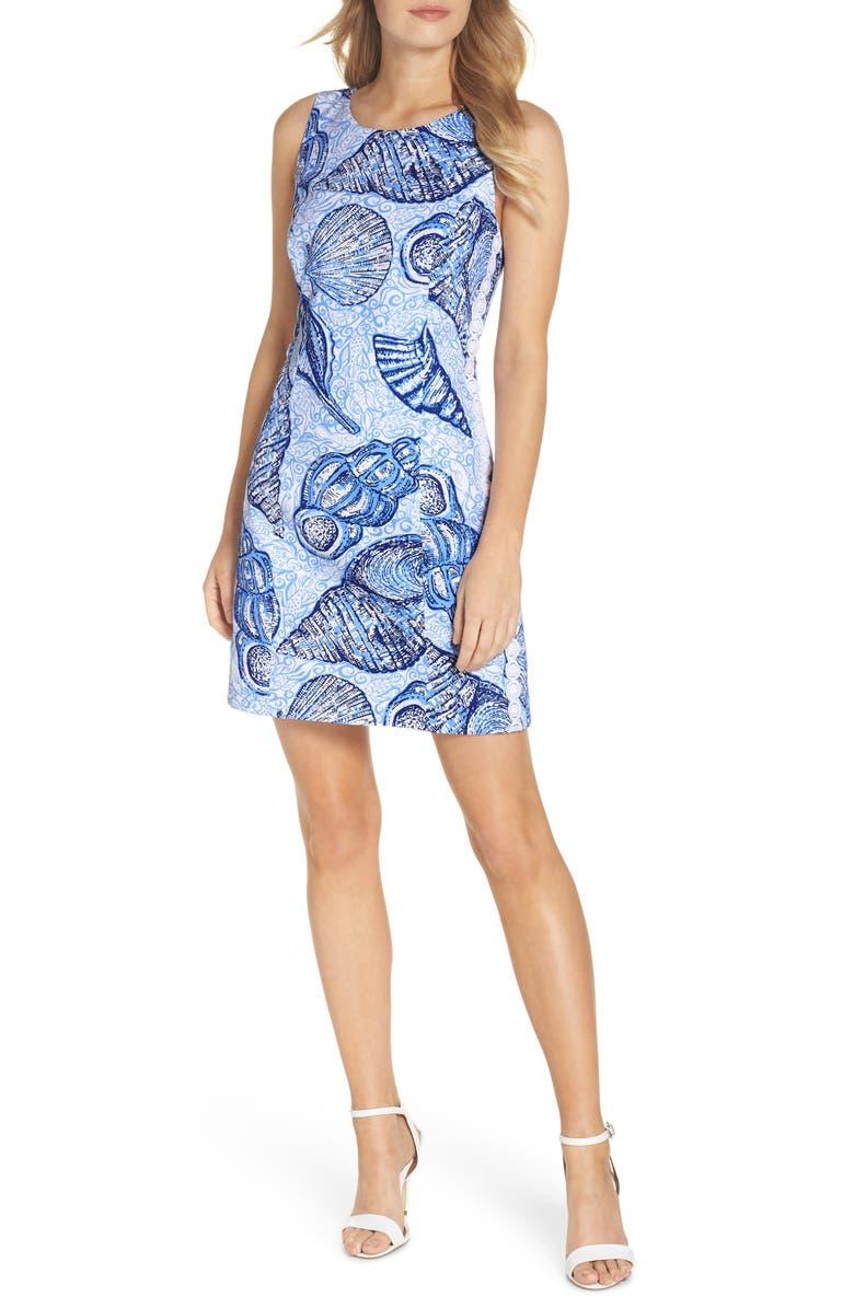 Mila Sleeveless Sheath Dress