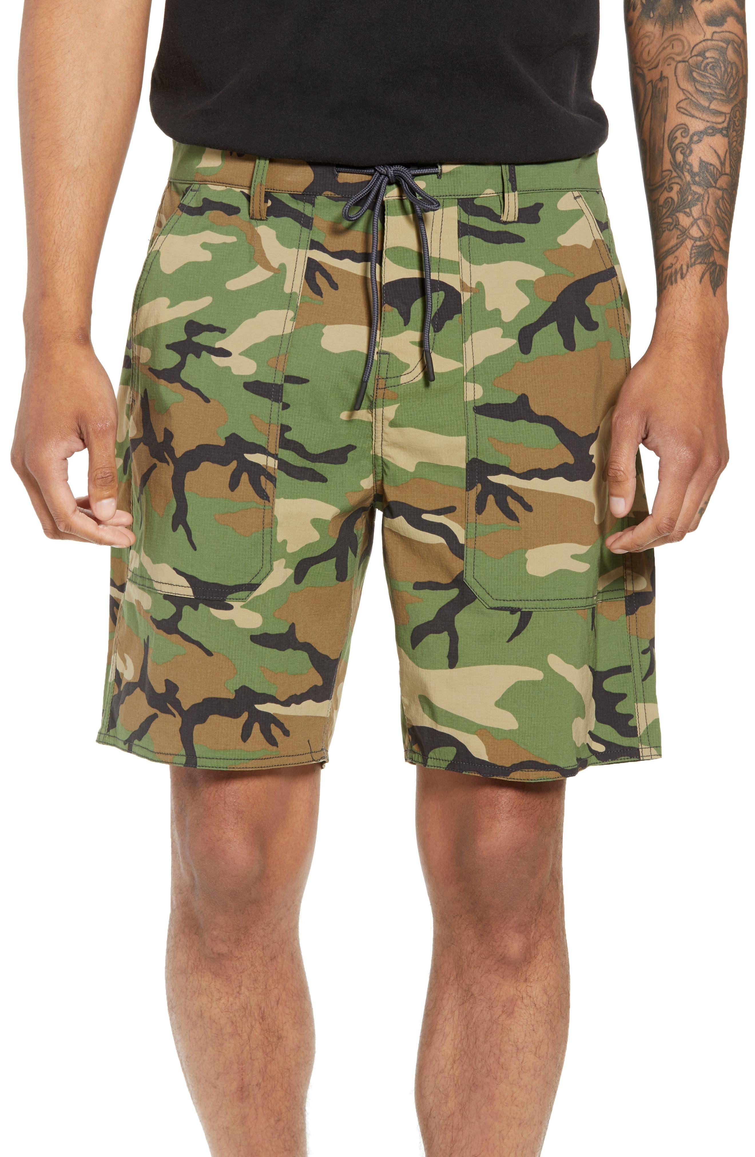 Prospect Service Shorts,                         Main,                         color, Multi Camo