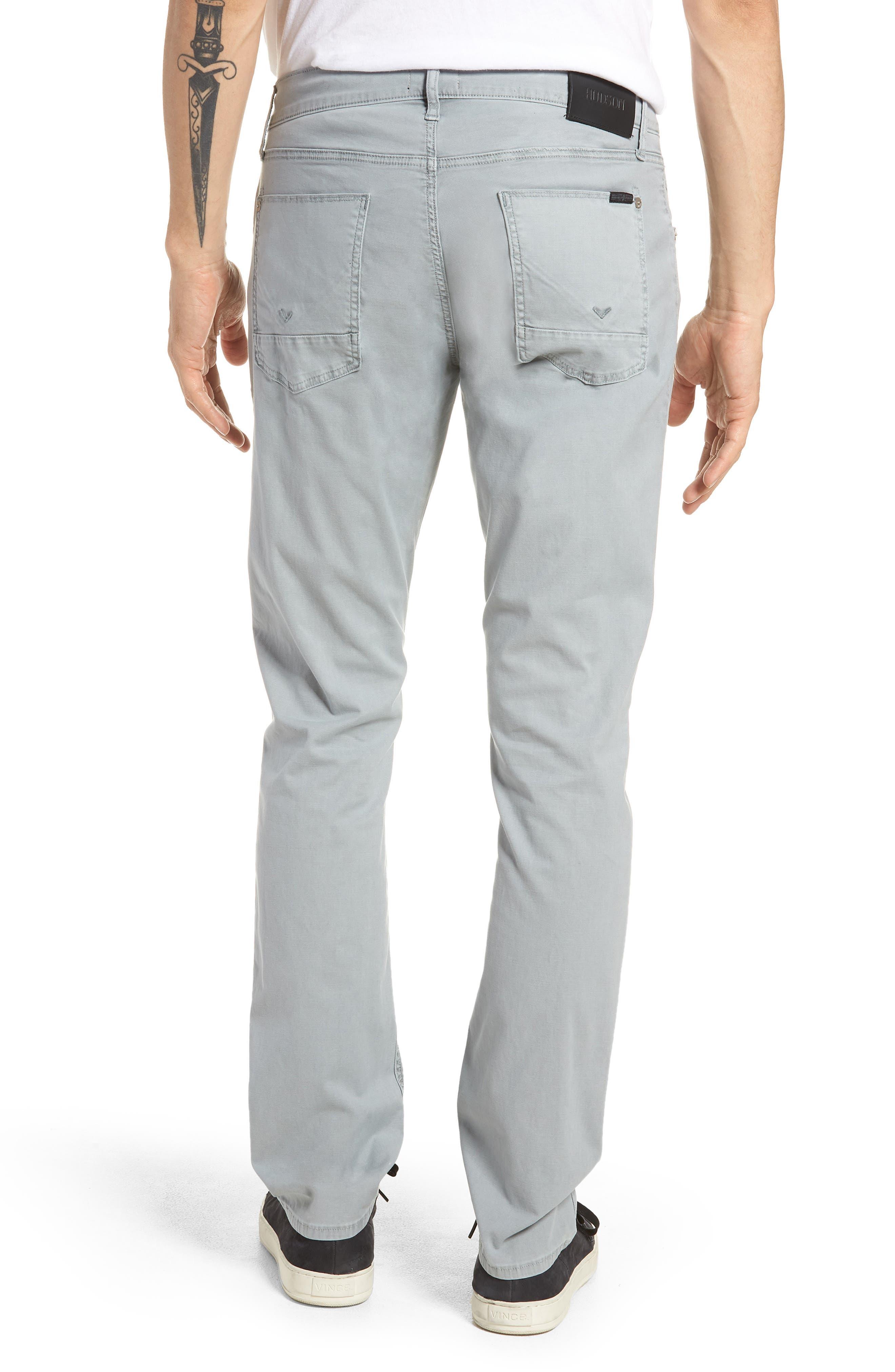 Blake Slim Fit Jeans,                             Alternate thumbnail 2, color,                             Steel Blue