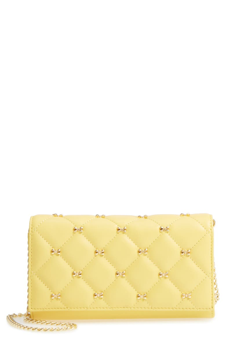 1eb1b3e5a0418 quilted-bow-leather-matinée-wallet-on-a-chain by