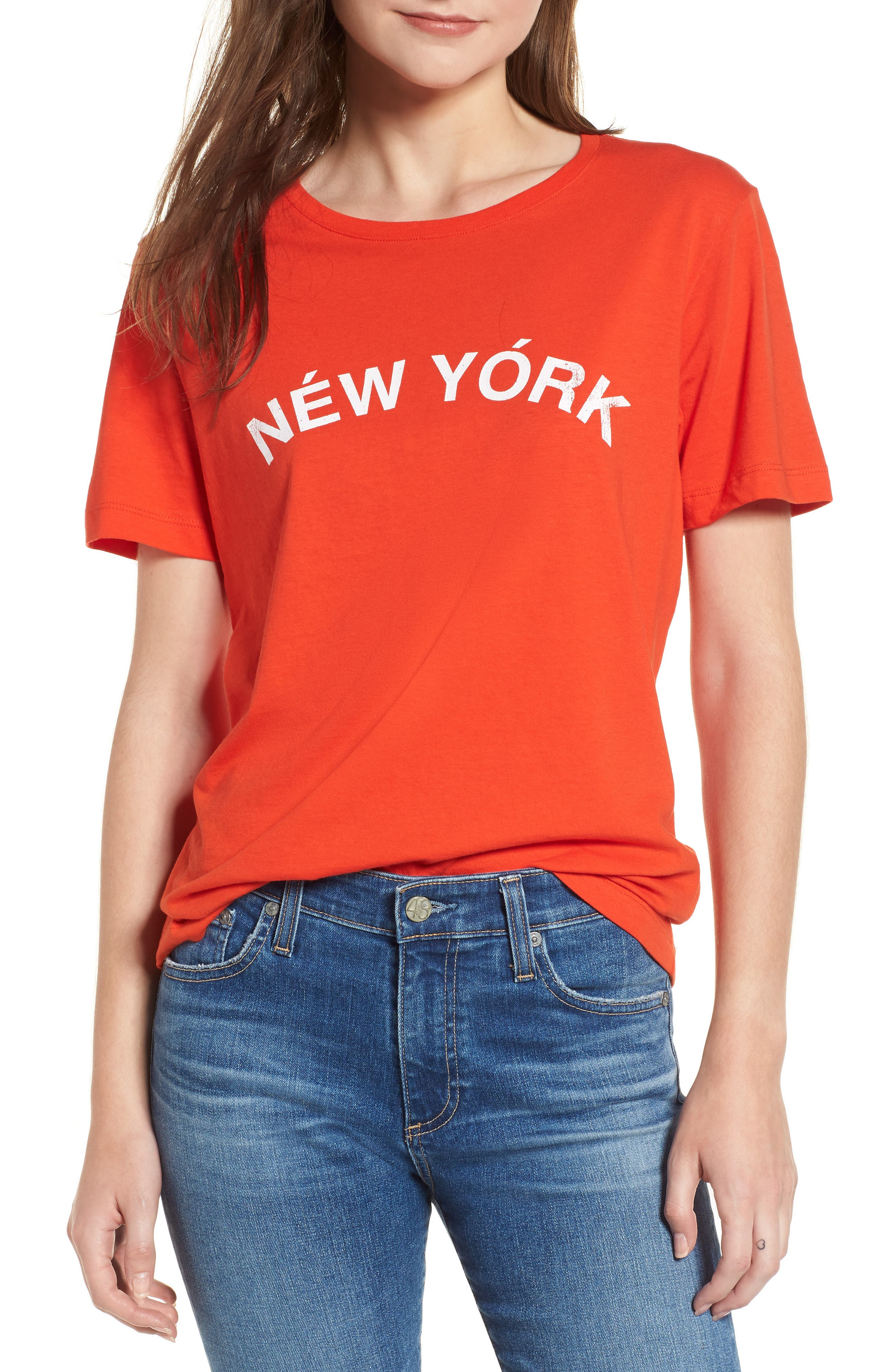 NEW YORK DELANEY TEE