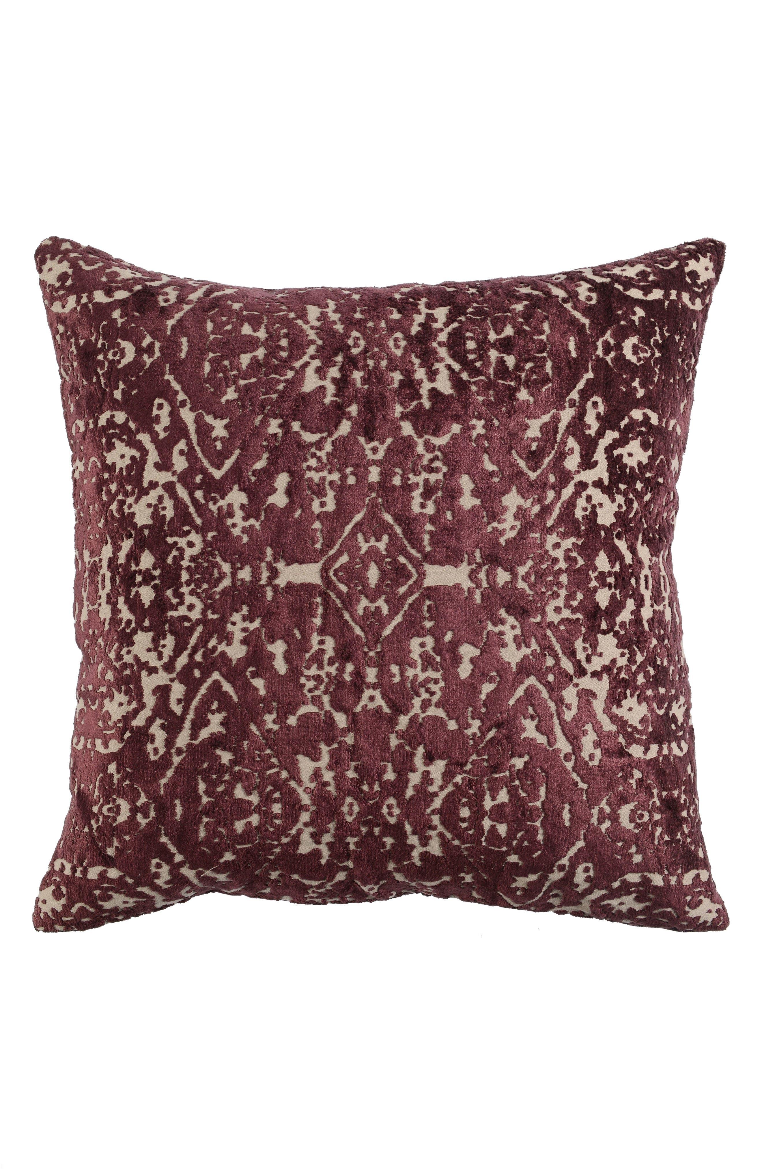 Elaine Accent Pillow,                         Main,                         color, Port
