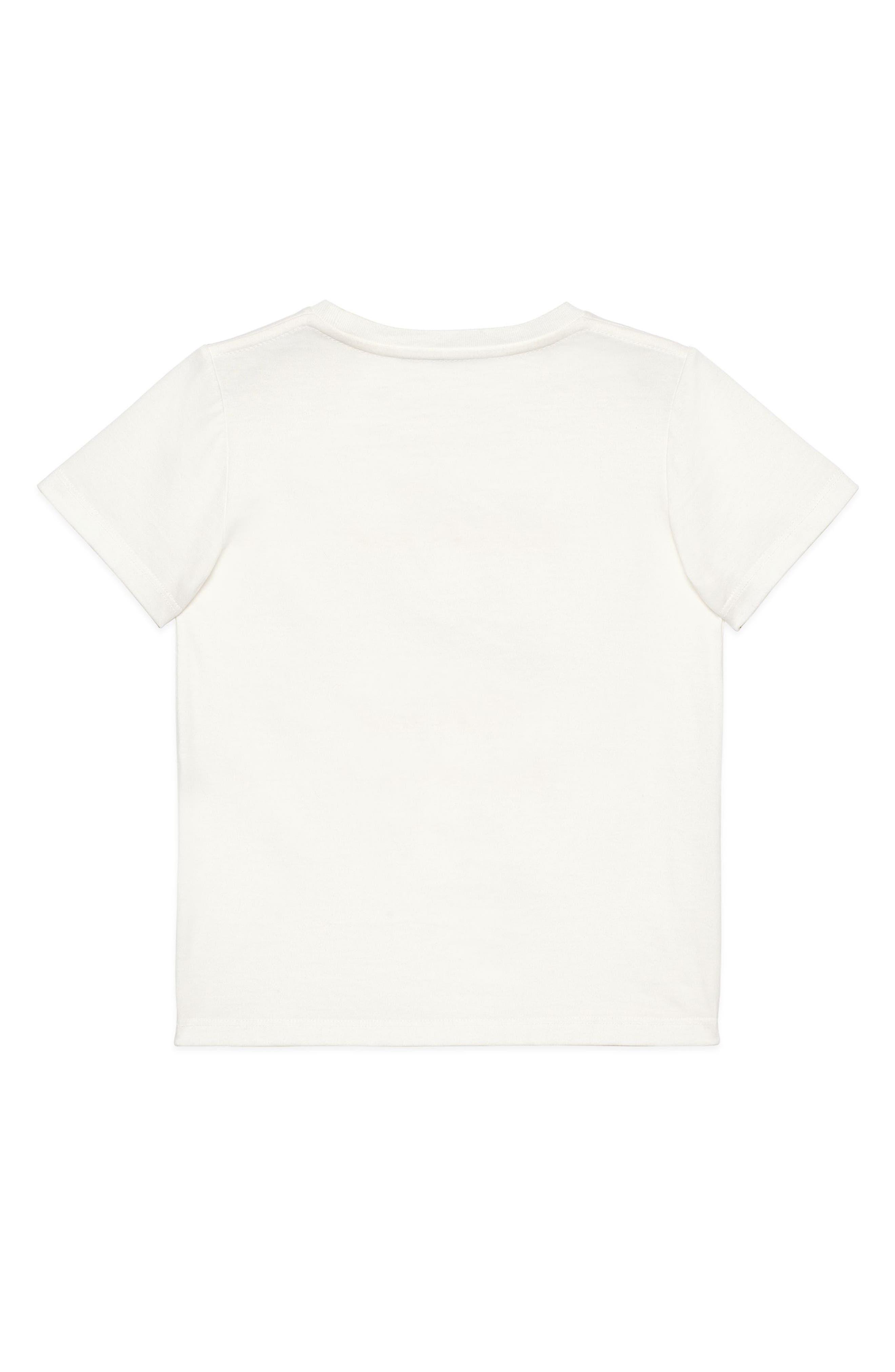 Logo Graphic T-Shirt,                             Alternate thumbnail 2, color,                             White Multi