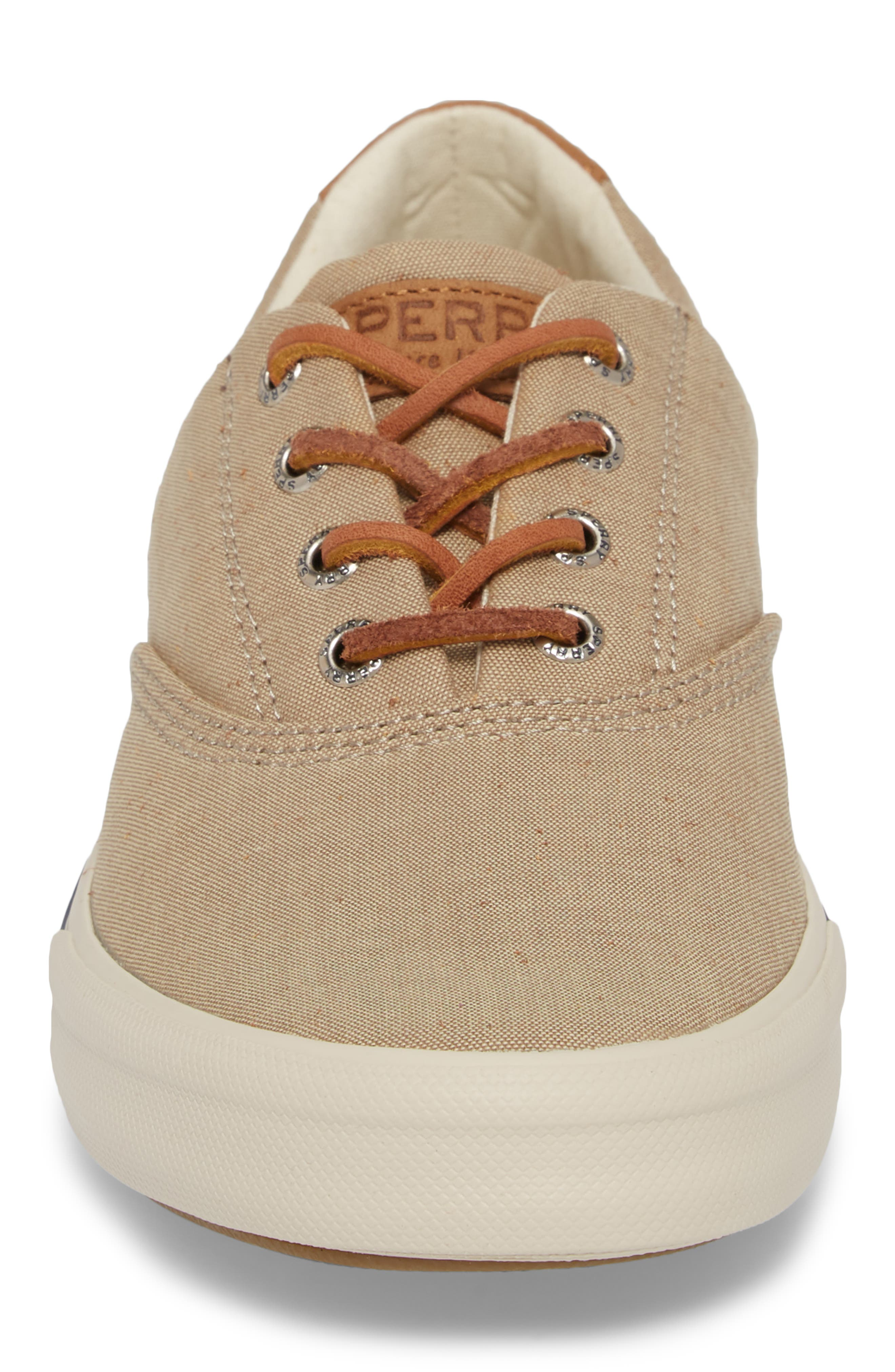 Striper 2 CVO Sneaker,                             Alternate thumbnail 4, color,                             Chino Canvas