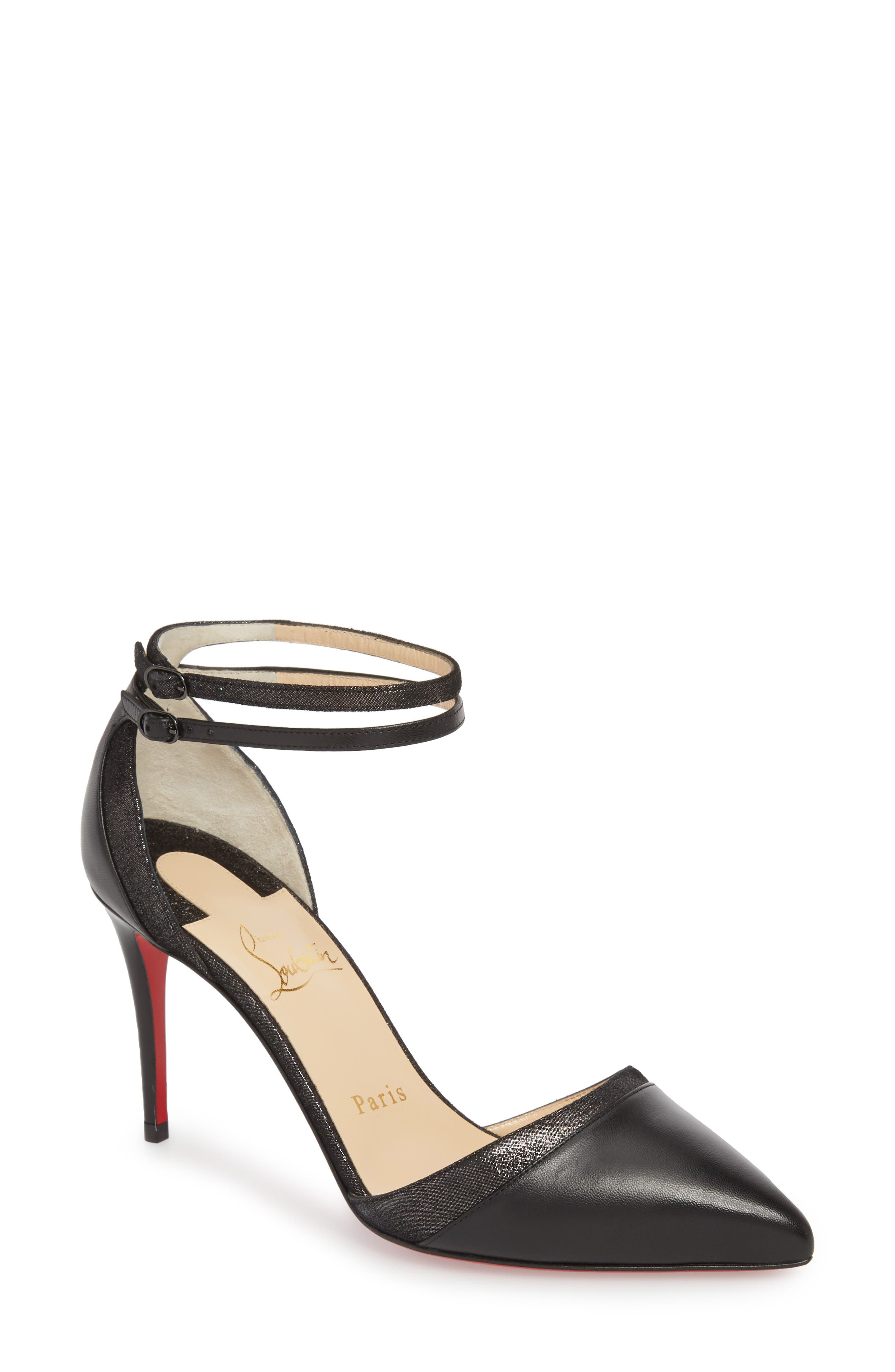 d5d6c59e4ed ireland christian louboutin uptown ankle strap pump women 6a9ad b6f67