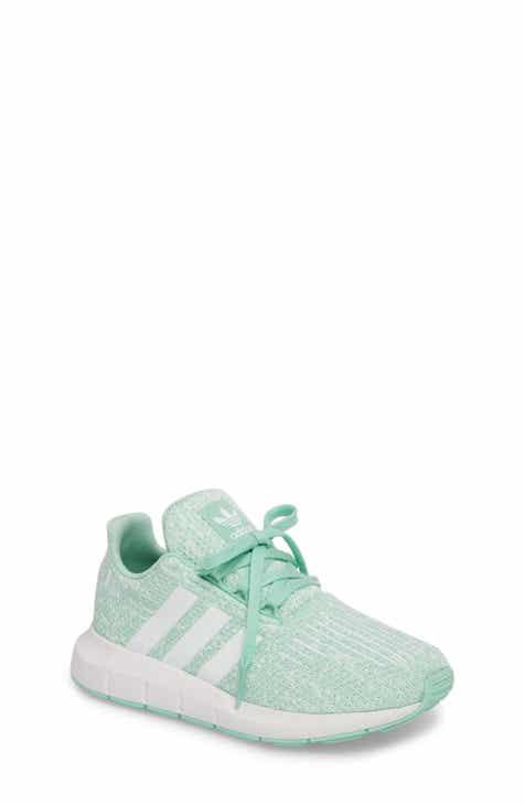sale retailer 71841 7acce adidas Swift Run J Sneaker (Baby, Walker, Toddler, Little Kid  Big Kid)