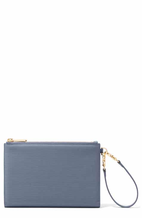 Dagne Dover Signature Essentials Coated Canvas Clutch Wallet 9094ed9abb20b