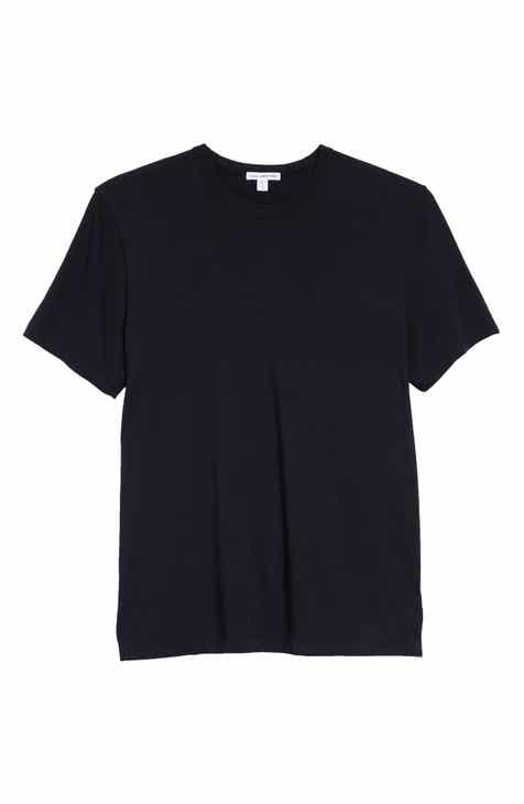 James Perse Crewneck Jersey T-Shirt f6c8247c1