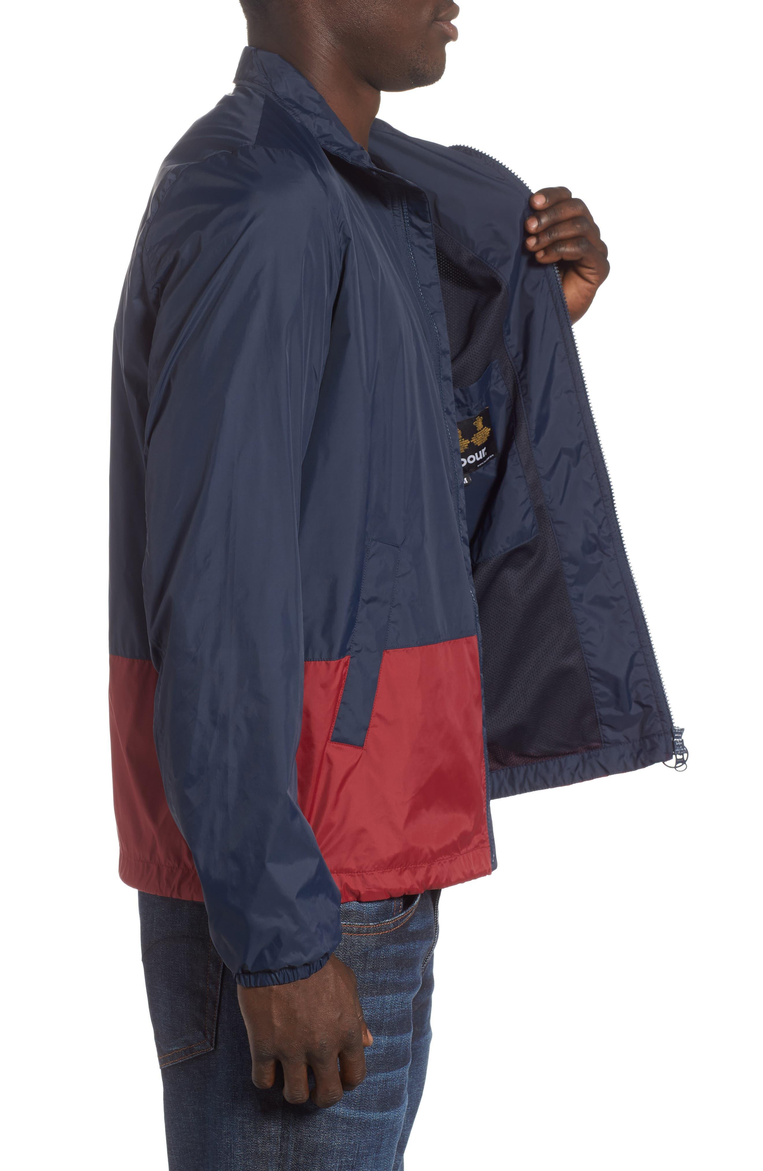 Bollen Jacket,                             Alternate thumbnail 2, color,                             Navy